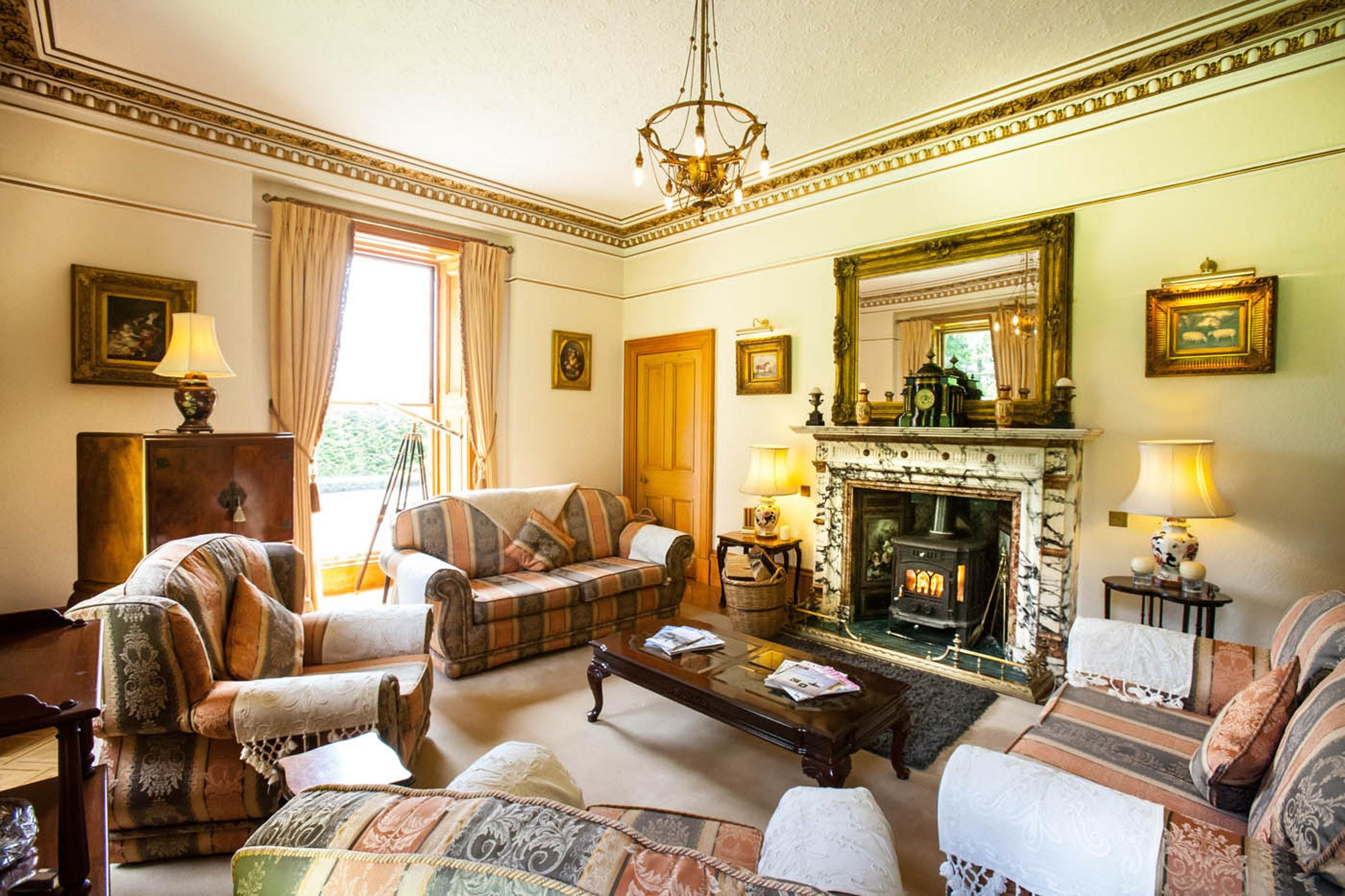 Holiday house Viktorianisches Herrenhaus in Schottland mit sieben Schlafzimmern, riesigem Garten und Par (2202064), Moffat, Southern Scotland, Scotland, United Kingdom, picture 8