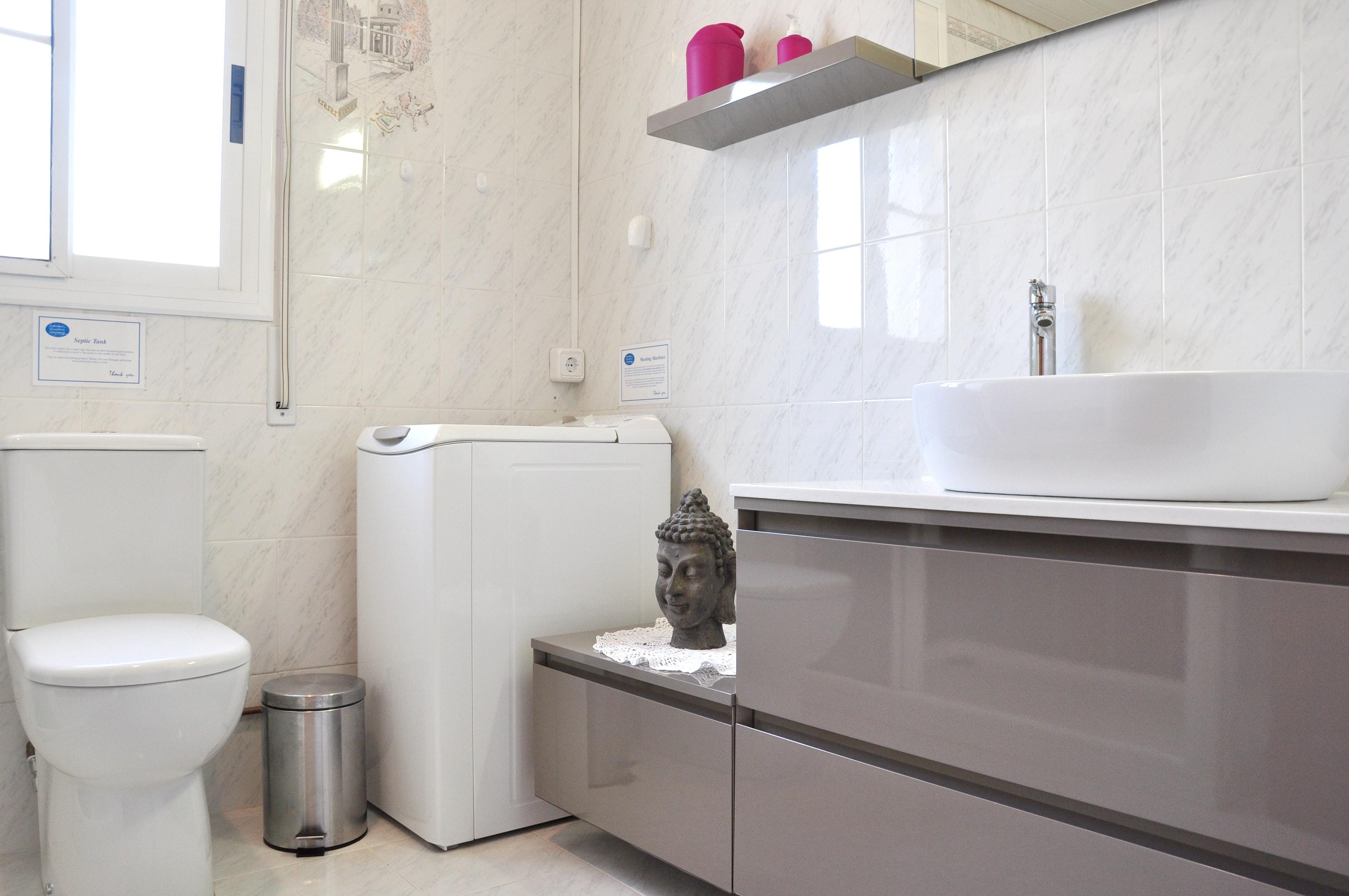 Ferienhaus Villa mit 3 Schlafzimmern in Ampolla mit herrlichem Meerblick, privatem Pool, möbliertem G (2201037), L'Ampolla, Costa Dorada, Katalonien, Spanien, Bild 25