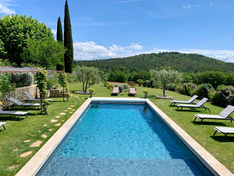 Holiday house Haus mit 2 Schlafzimmern in Roussillon mit Pool, eingezäuntem Garten und W-LAN (2818064), Roussillon, Vaucluse, Provence - Alps - Côte d'Azur, France, picture 10