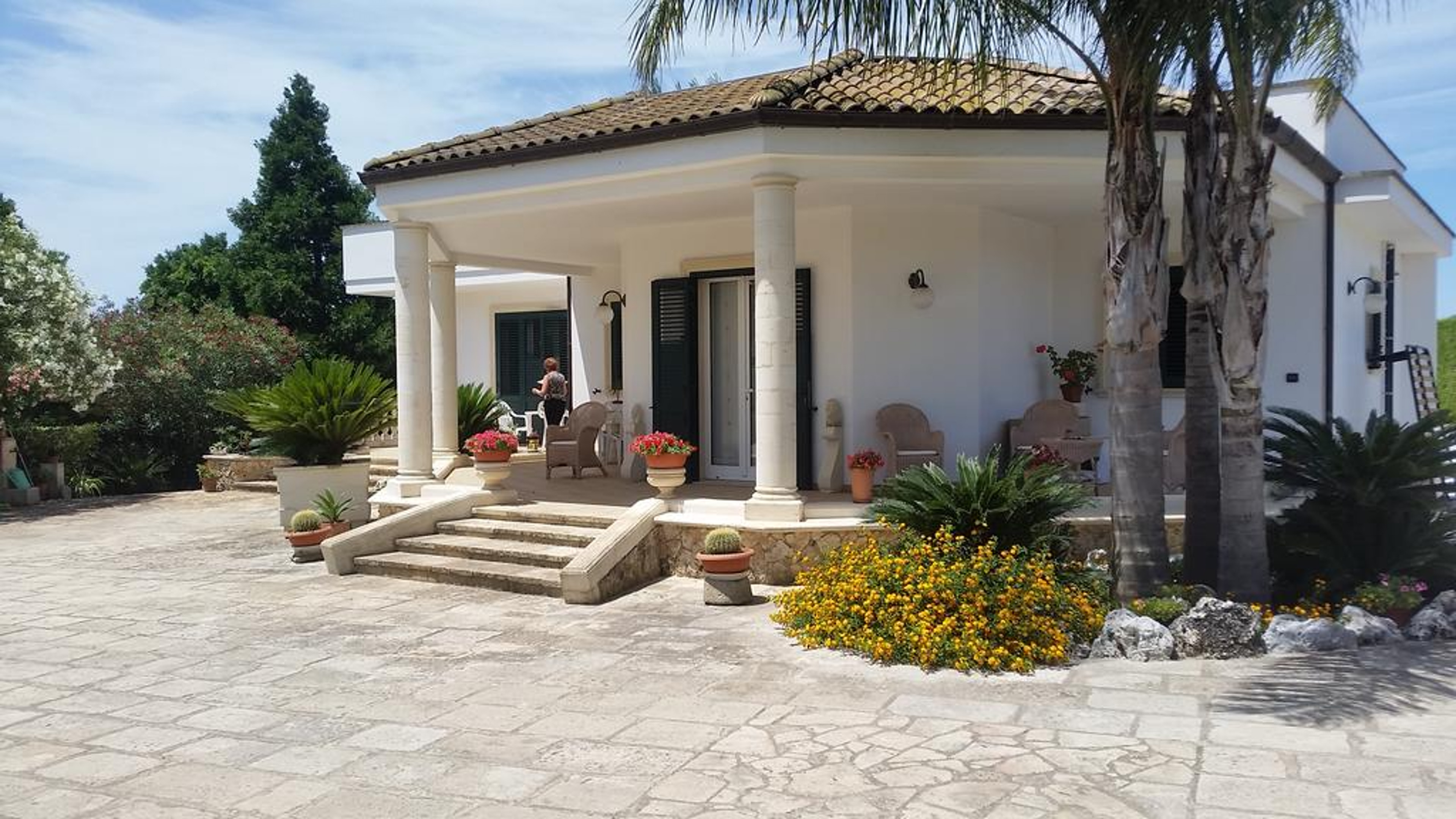 Haus mit 6 Schlafzimmern in Muro Leccese mit Pool  Ferienhaus