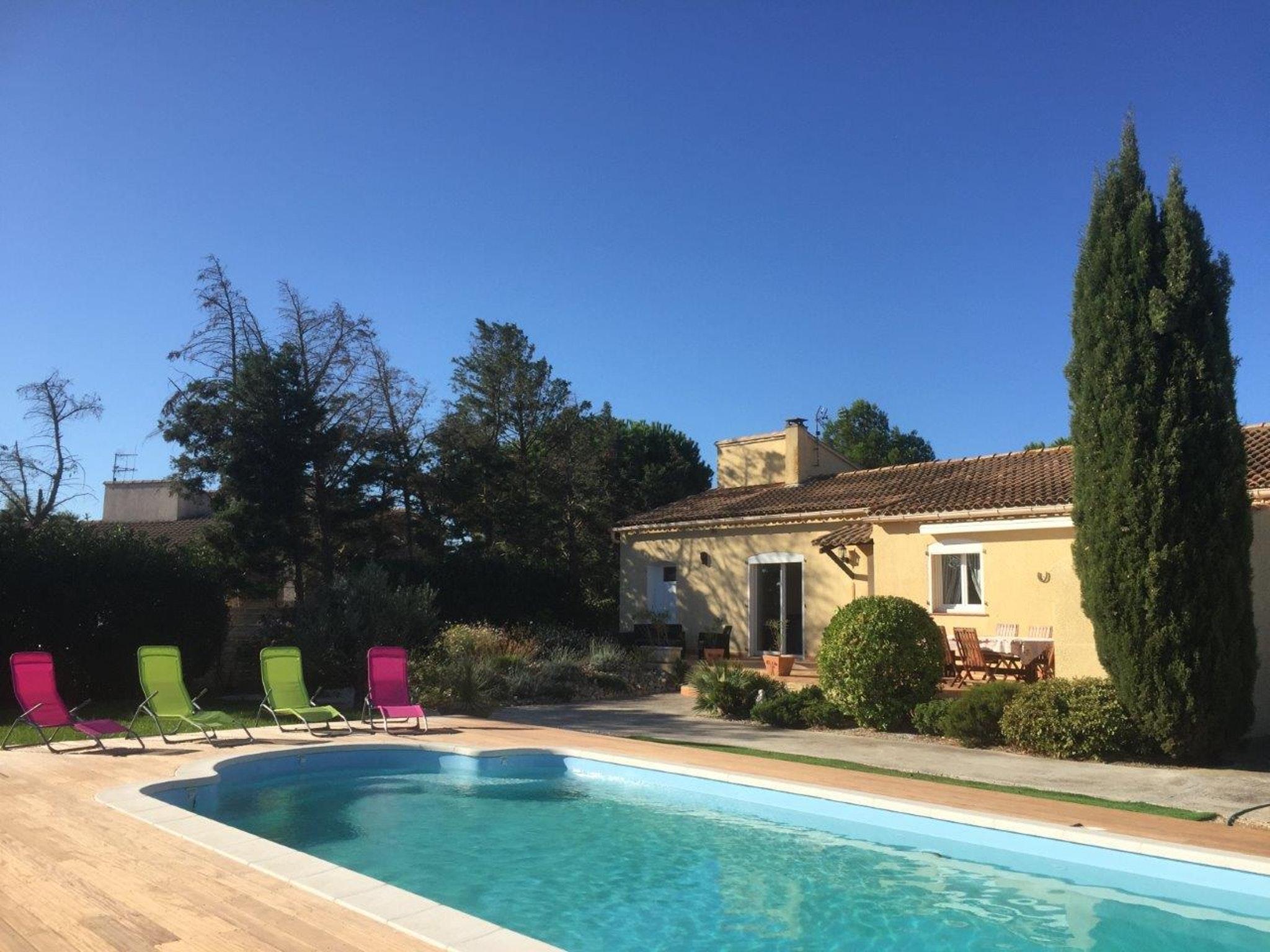 Modernes Haus für 6 Personen in Aude im Languedoc-Roussillon, mit ...