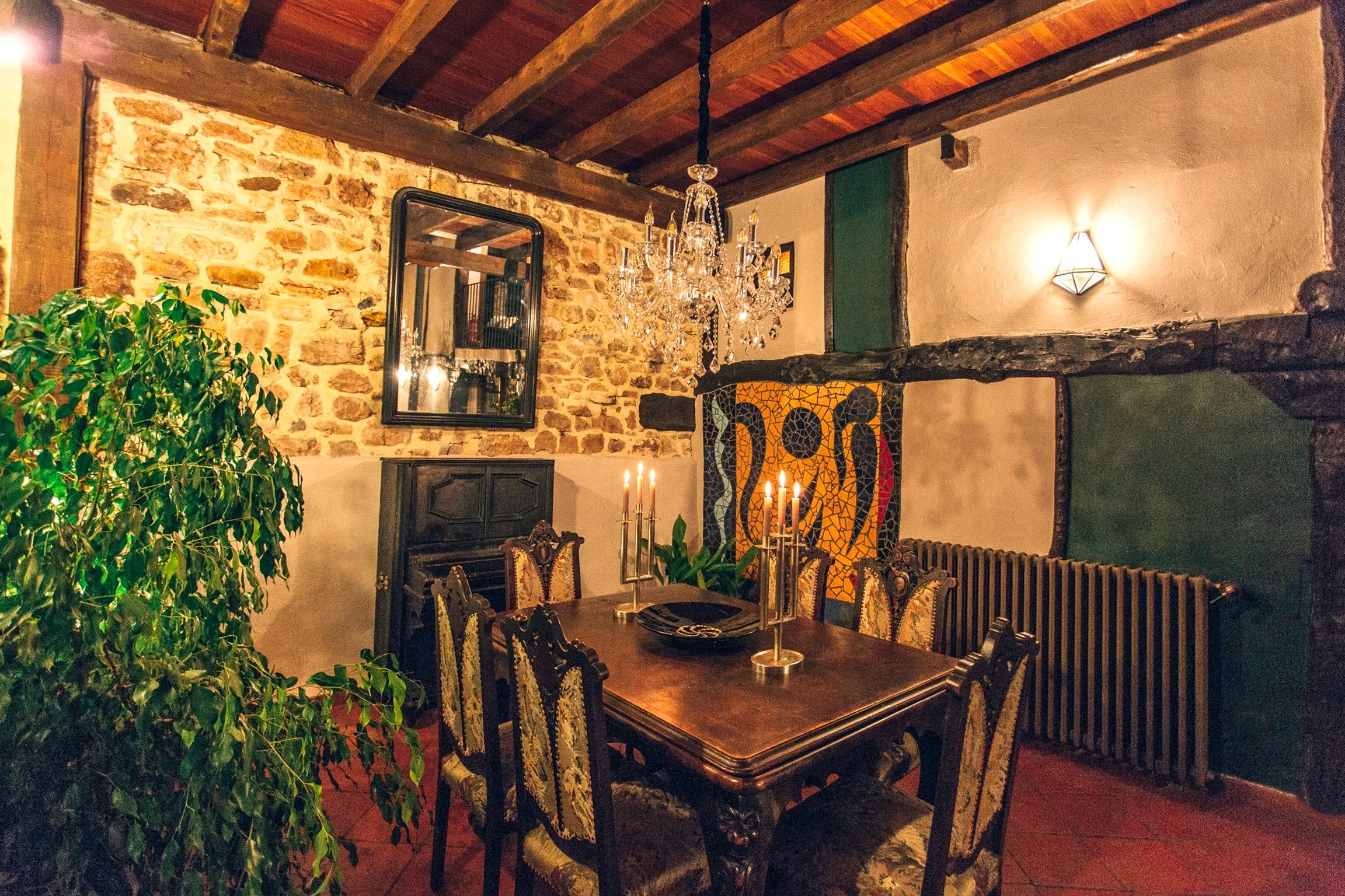 Ferienhaus Haus mit 5 Zimmern in Fuenteodra mit toller Aussicht auf die Berge, eingezäuntem Garten un (2211142), Fuenteodra, Burgos, Kastilien-León, Spanien, Bild 10