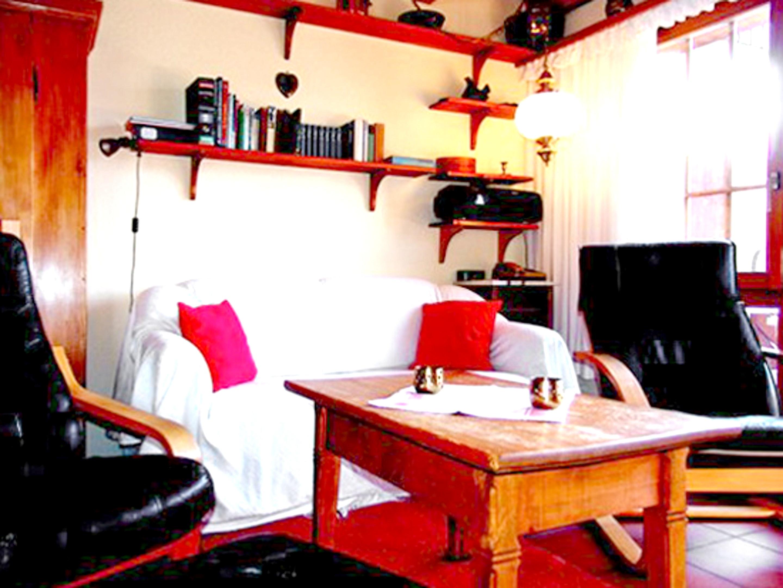 Ferienwohnung Wohnung mit 2 Schlafzimmern in Bellwald mit toller Aussicht auf die Berge, Balkon und W-LA (2201042), Bellwald, Aletsch - Goms, Wallis, Schweiz, Bild 2
