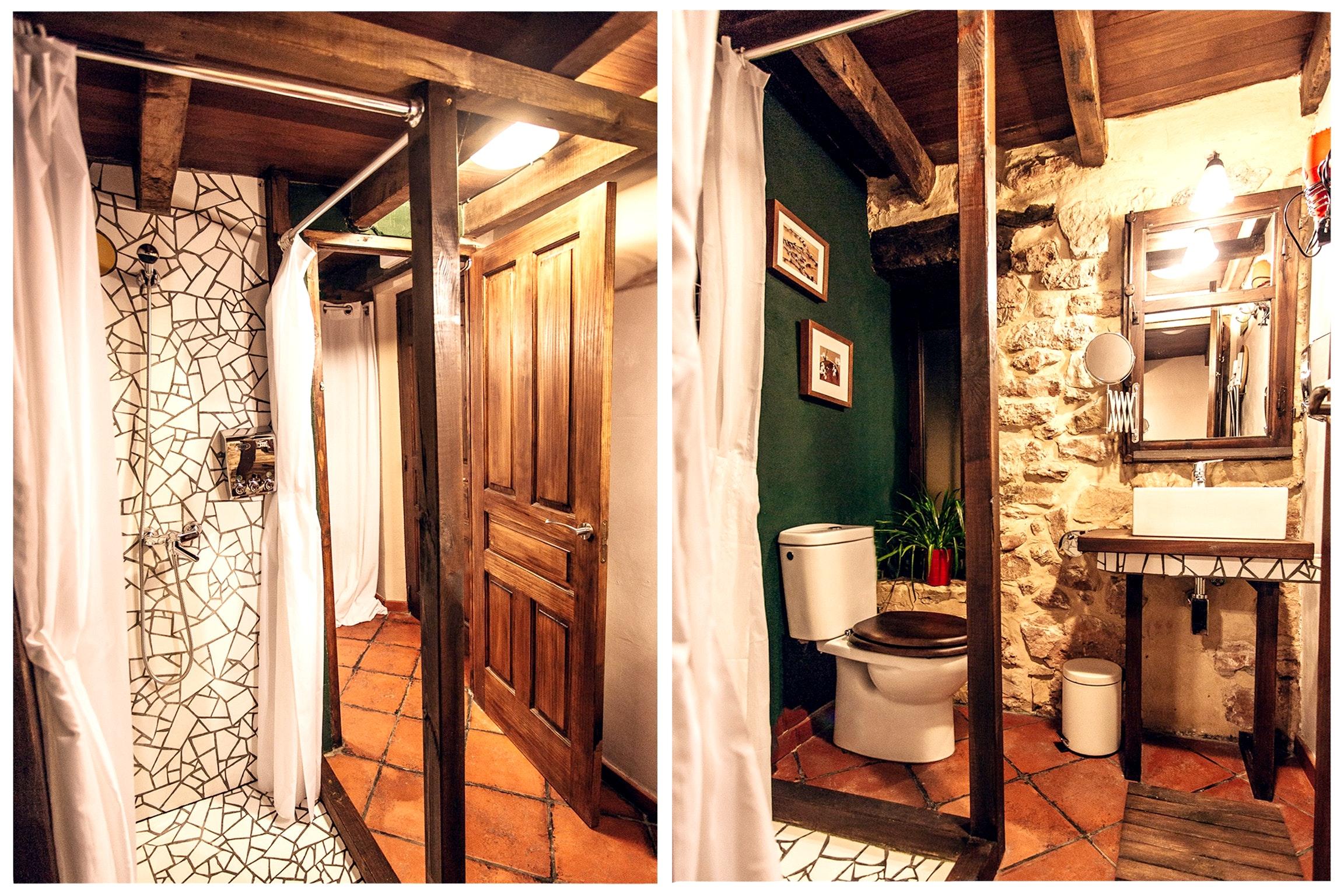 Ferienhaus Haus mit 5 Zimmern in Fuenteodra mit toller Aussicht auf die Berge, eingezäuntem Garten un (2211142), Fuenteodra, Burgos, Kastilien-León, Spanien, Bild 32