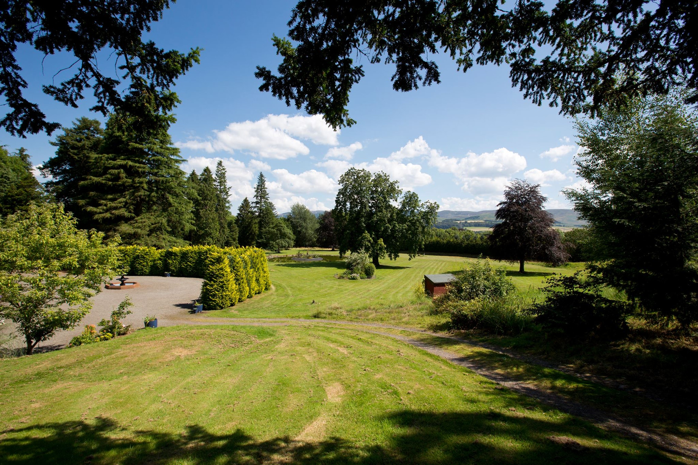 Holiday house Viktorianisches Herrenhaus in Schottland mit sieben Schlafzimmern, riesigem Garten und Par (2202064), Moffat, Southern Scotland, Scotland, United Kingdom, picture 26