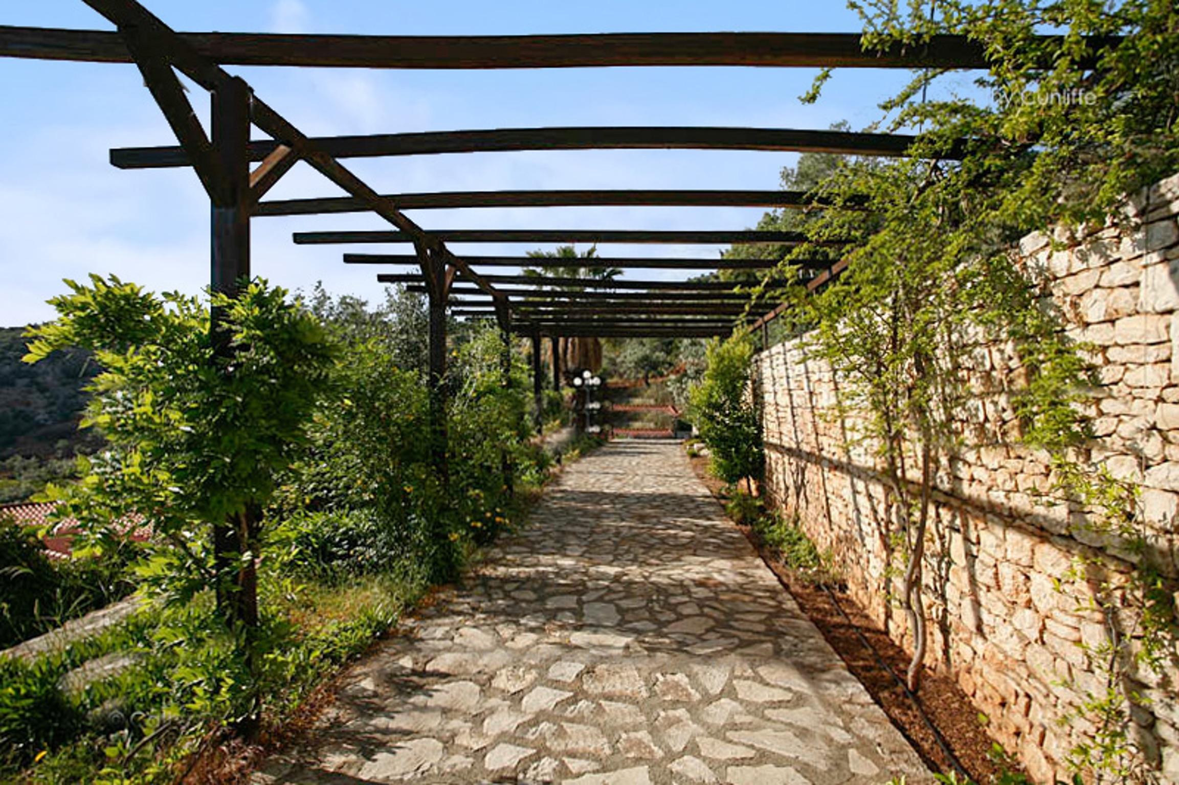 Ferienhaus Villa mit 6 Zimmern in Xiropigado mit herrlichem Meerblick, eingezäuntem Garten und W-LAN  (2201333), Xiropigado, , Peloponnes, Griechenland, Bild 33