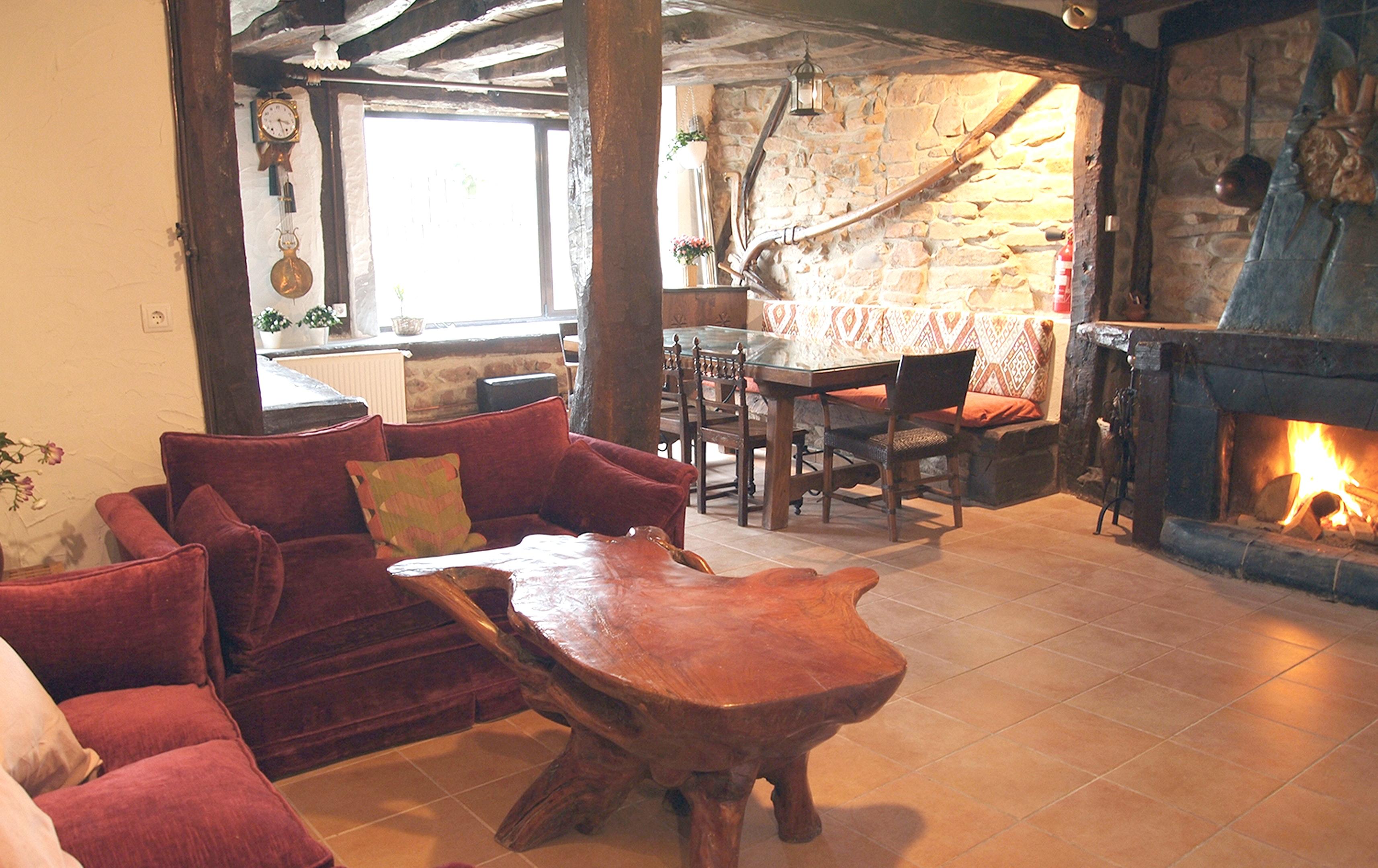 Haus mit 4 Schlafzimmern in Villasur de Herreros m Ferienhaus  Kastilien Leon