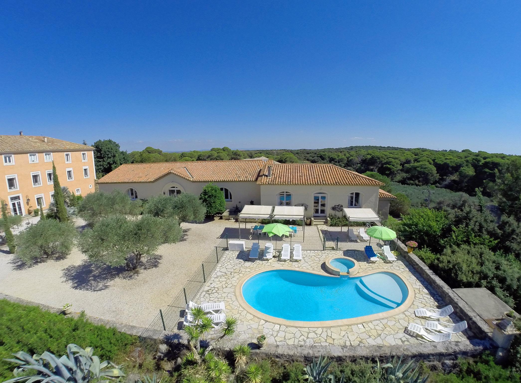 Ferienhaus Charaktervolles Haus in Hérault mit Pool und Garten (2201003), Portiragnes, Mittelmeerküste Hérault, Languedoc-Roussillon, Frankreich, Bild 4