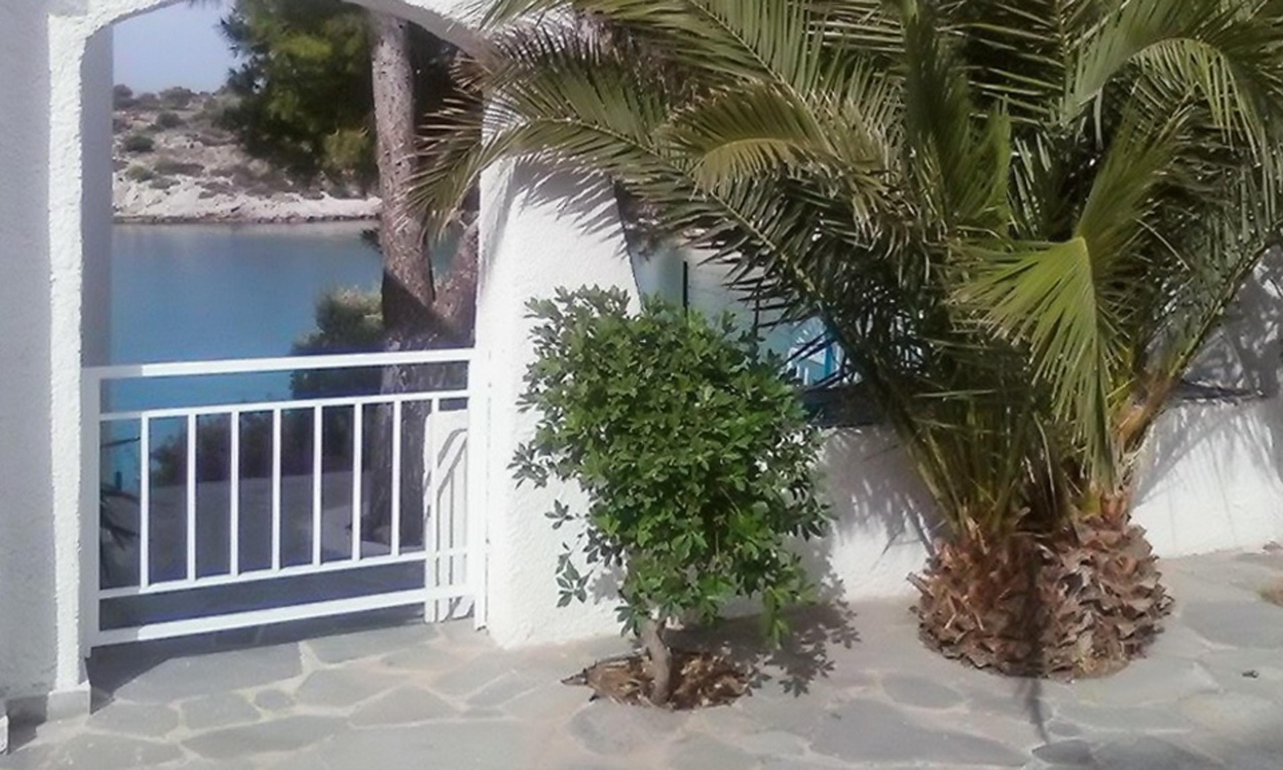 Holiday house Luxuriöse Villa in Megara direkt am Meer, mit wunderschöner Aussicht und möbliertem Balkon (2294781), Megara, , Attica, Greece, picture 14