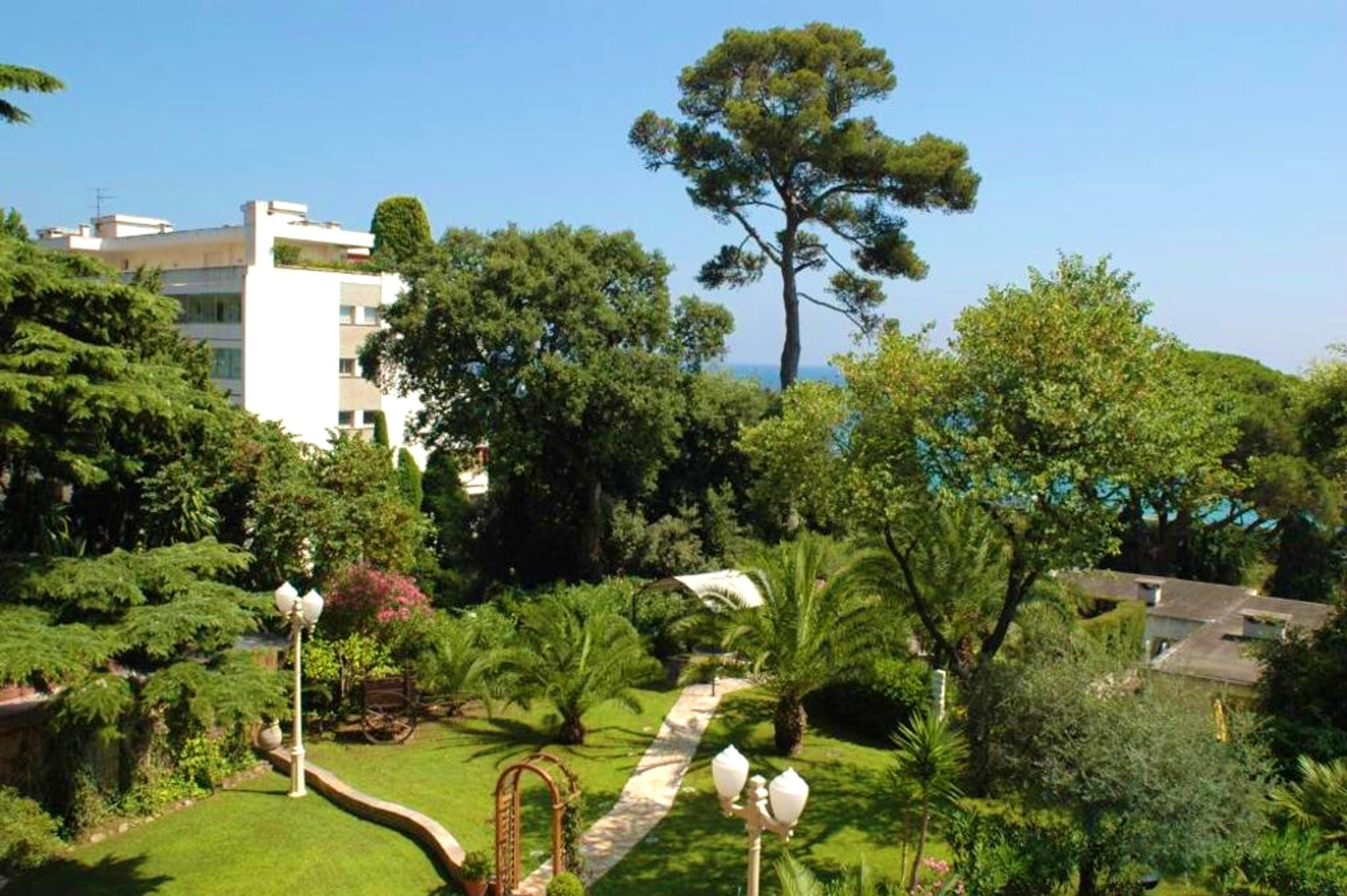 Holiday apartment Studio in Cannes mit herrlichem Meerblick und eingezäuntem Garten - 250 m vom Strand entfe (2271483), Cannes la Bocca, Côte d'Azur, Provence - Alps - Côte d'Azur, France, picture 11