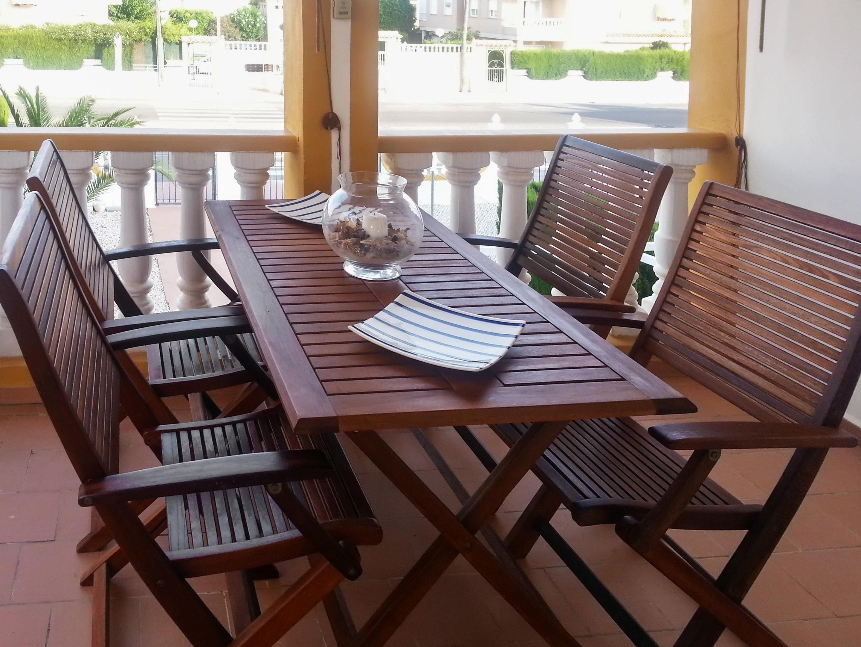 Ferienhaus Haus mit 2 Schlafzimmern in Torrevieja mit Pool, möbliertem Garten und W-LAN (2202043), Torrevieja, Costa Blanca, Valencia, Spanien, Bild 4
