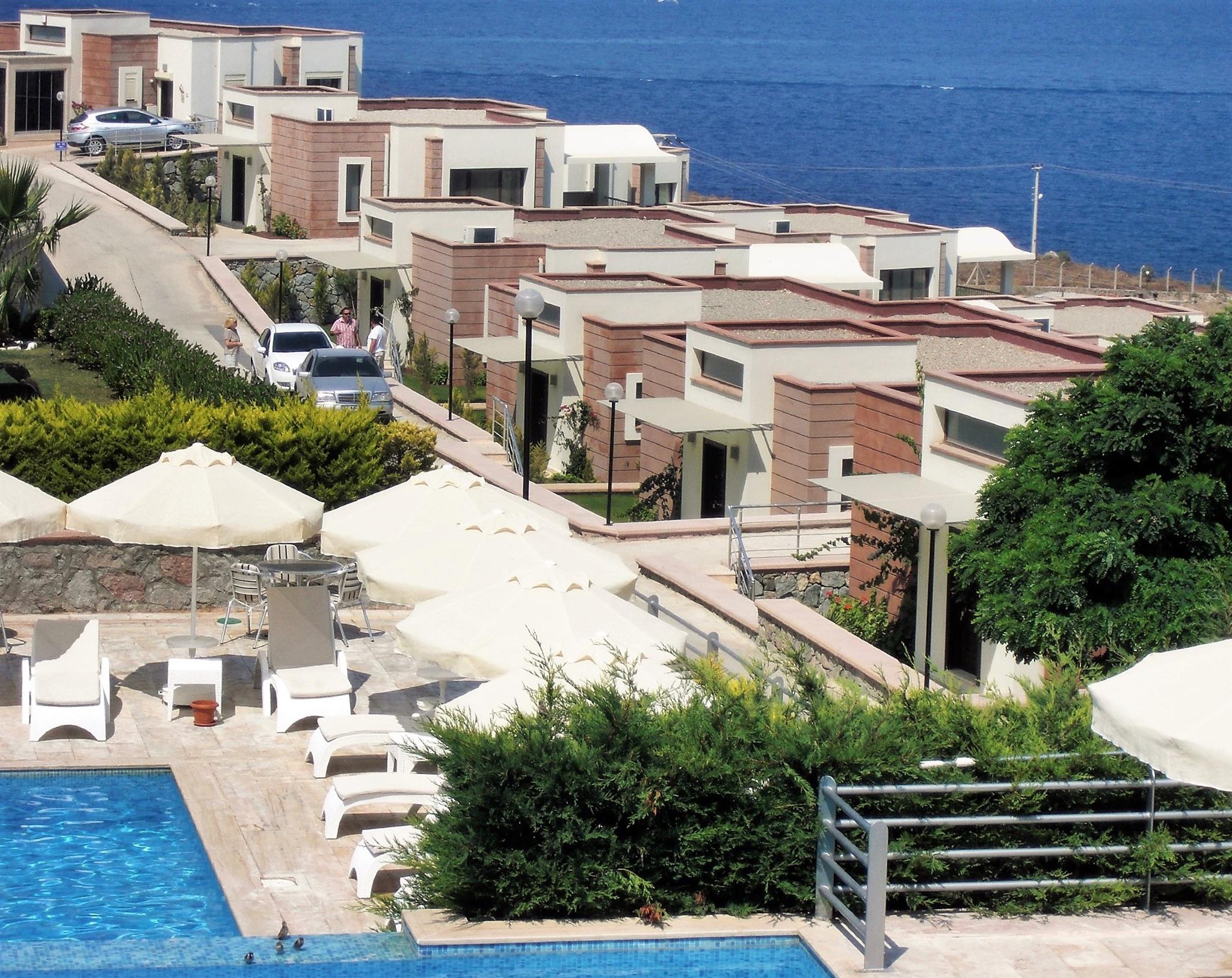 Maison de vacances Moderne türkische Villa mit zwei Pools, herrlicher Aussicht, WLAN und Zugang zu einem Priv (2202326), Turgutreis, , Région Egéenne, Turquie, image 9