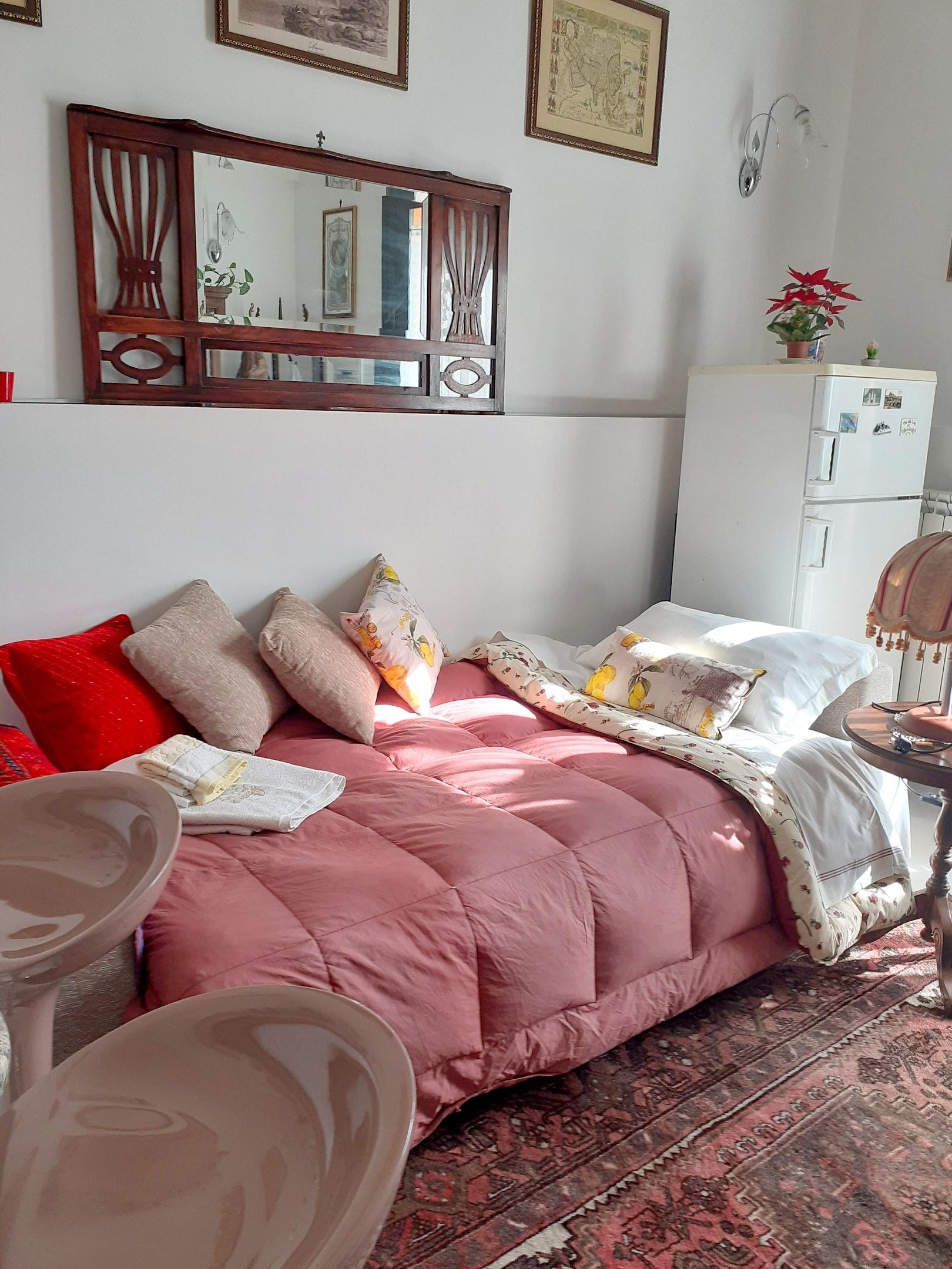 Appartement de vacances Wohnung mit einem Schlafzimmer in Catania mit W-LAN - 5 km vom Strand entfernt (2773143), Catania, Catania, Sicile, Italie, image 48