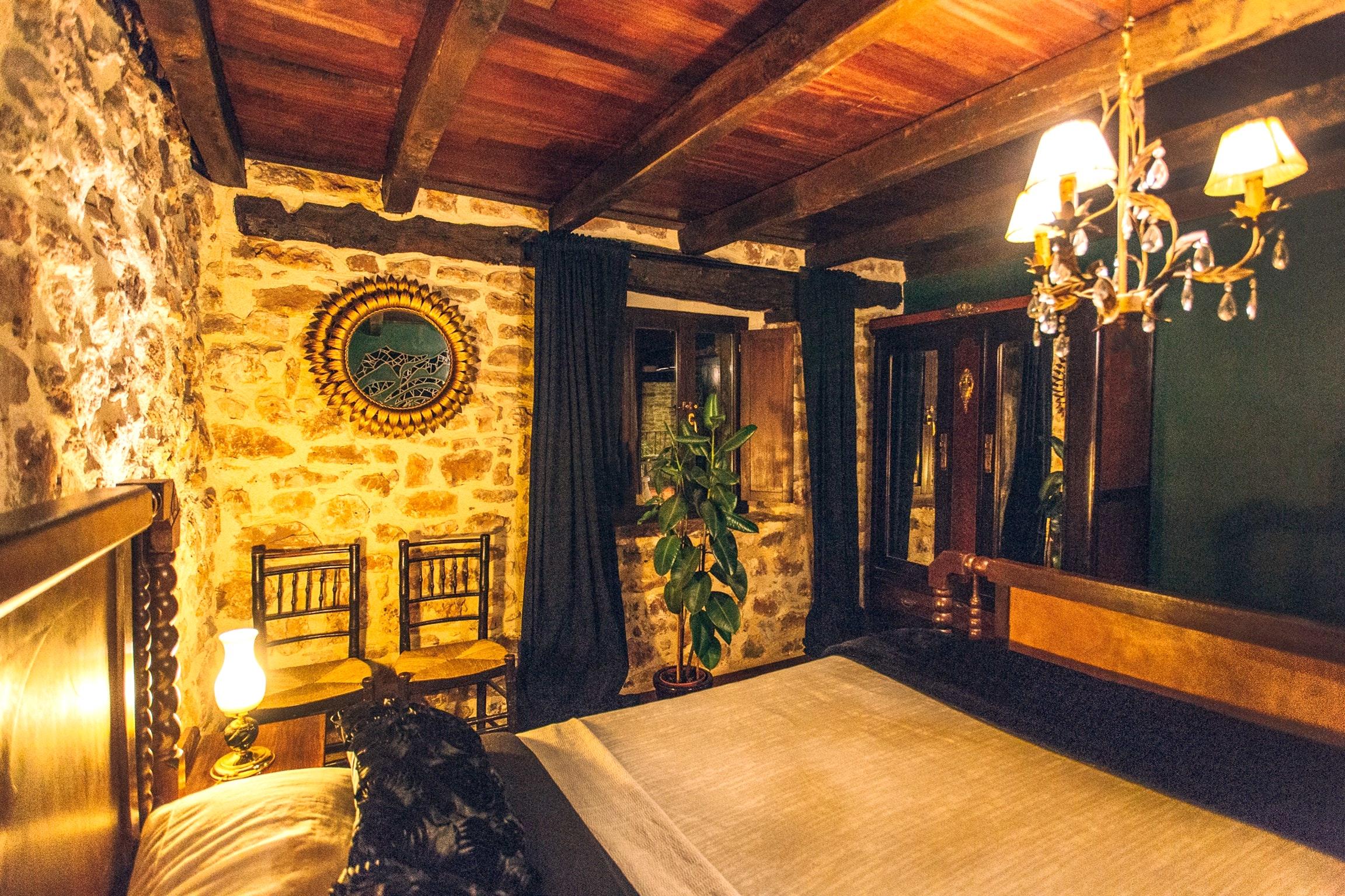 Ferienhaus Haus mit 5 Zimmern in Fuenteodra mit toller Aussicht auf die Berge, eingezäuntem Garten un (2211142), Fuenteodra, Burgos, Kastilien-León, Spanien, Bild 20