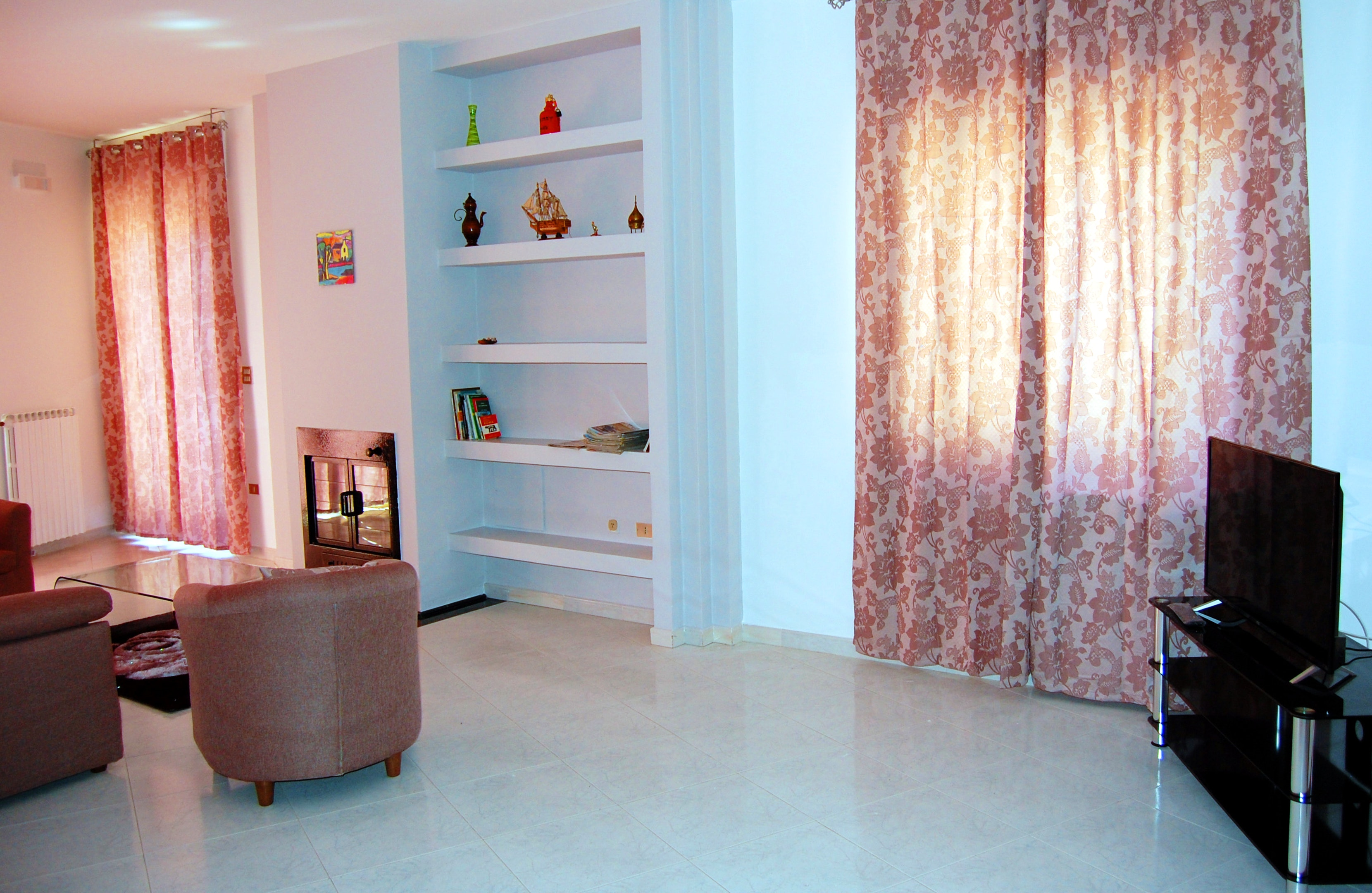 Ferienwohnung Wohnung mit 3 Schlafzimmern in Fardella mit schöner Aussicht auf die Stadt und möbliertem  (2566954), Francavilla sul Sinni, Potenza, Basilikata, Italien, Bild 3
