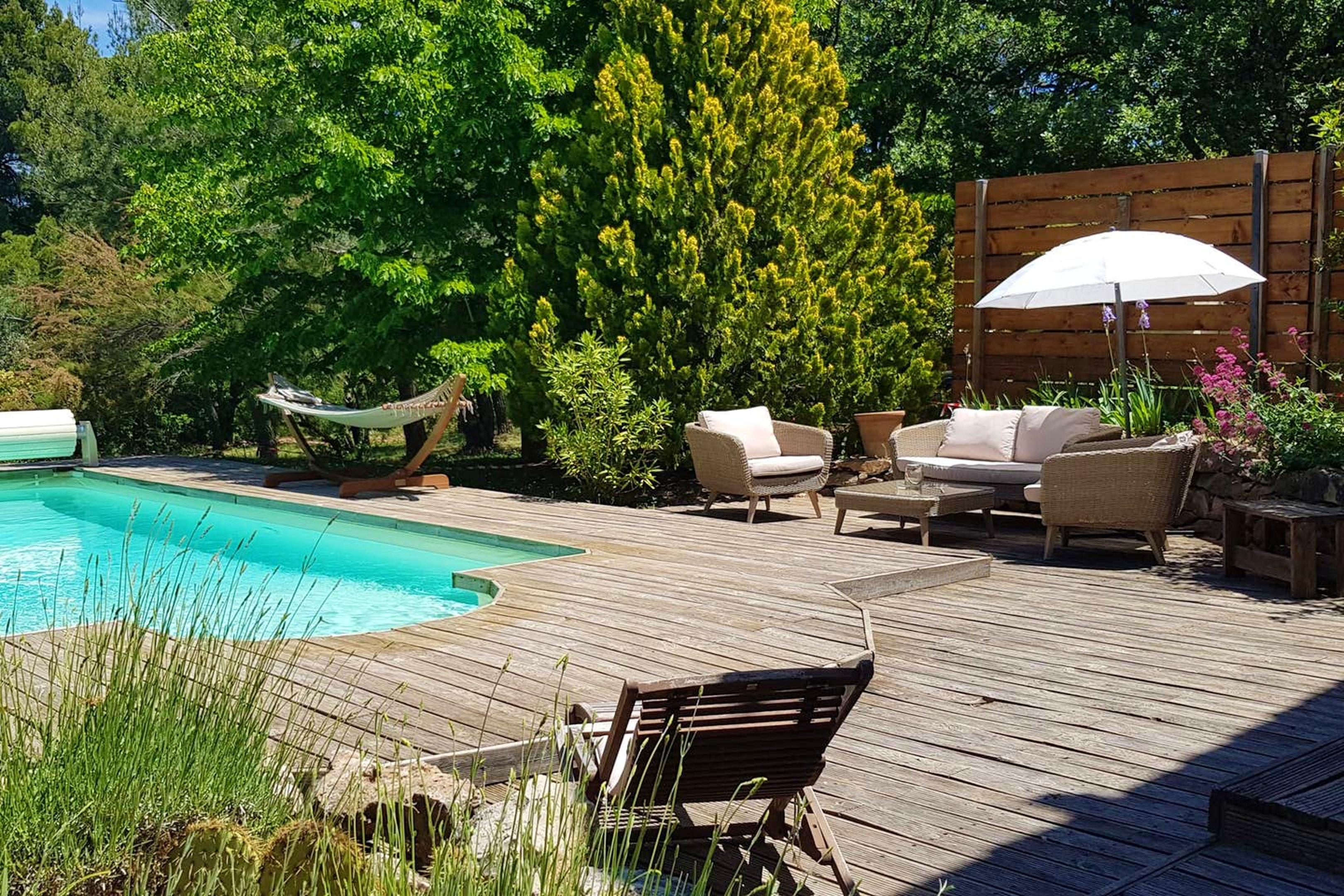 Holiday apartment Wohnung mit einem Schlafzimmer in Grambois mit Pool, eingezäuntem Garten und W-LAN (2818942), Grambois, Vaucluse, Provence - Alps - Côte d'Azur, France, picture 10