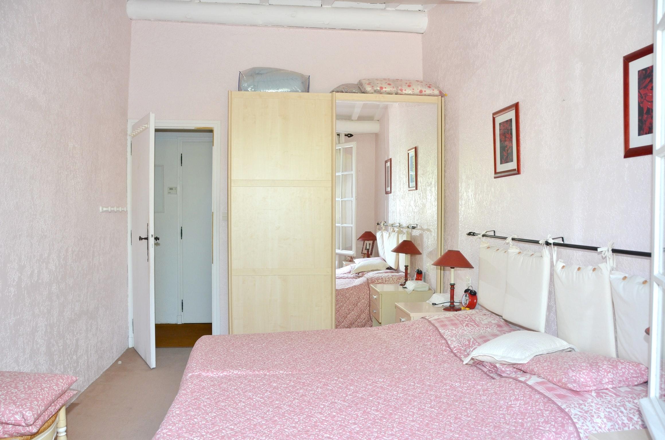 Ferienhaus Villa mit 4 Schlafzimmern in Pernes-les-Fontaines mit toller Aussicht auf die Berge, priva (2519446), Pernes les Fontaines, Saône-et-Loire, Burgund, Frankreich, Bild 40