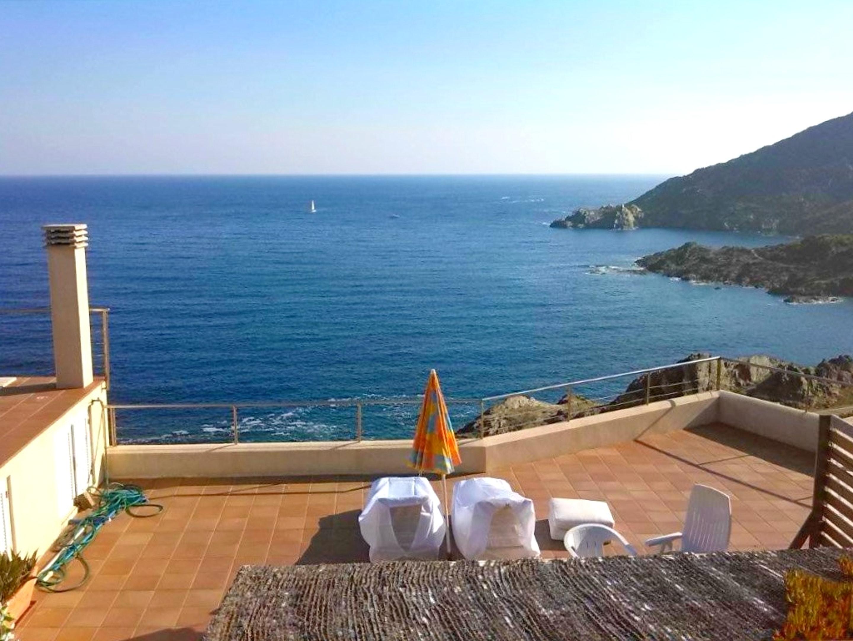 Ferienwohnung Wohnung mit einem Schlafzimmer in El Port de la Selva mit herrlichem Meerblick, Pool, möbl (2201531), El Port de la Selva, Costa Brava, Katalonien, Spanien, Bild 5