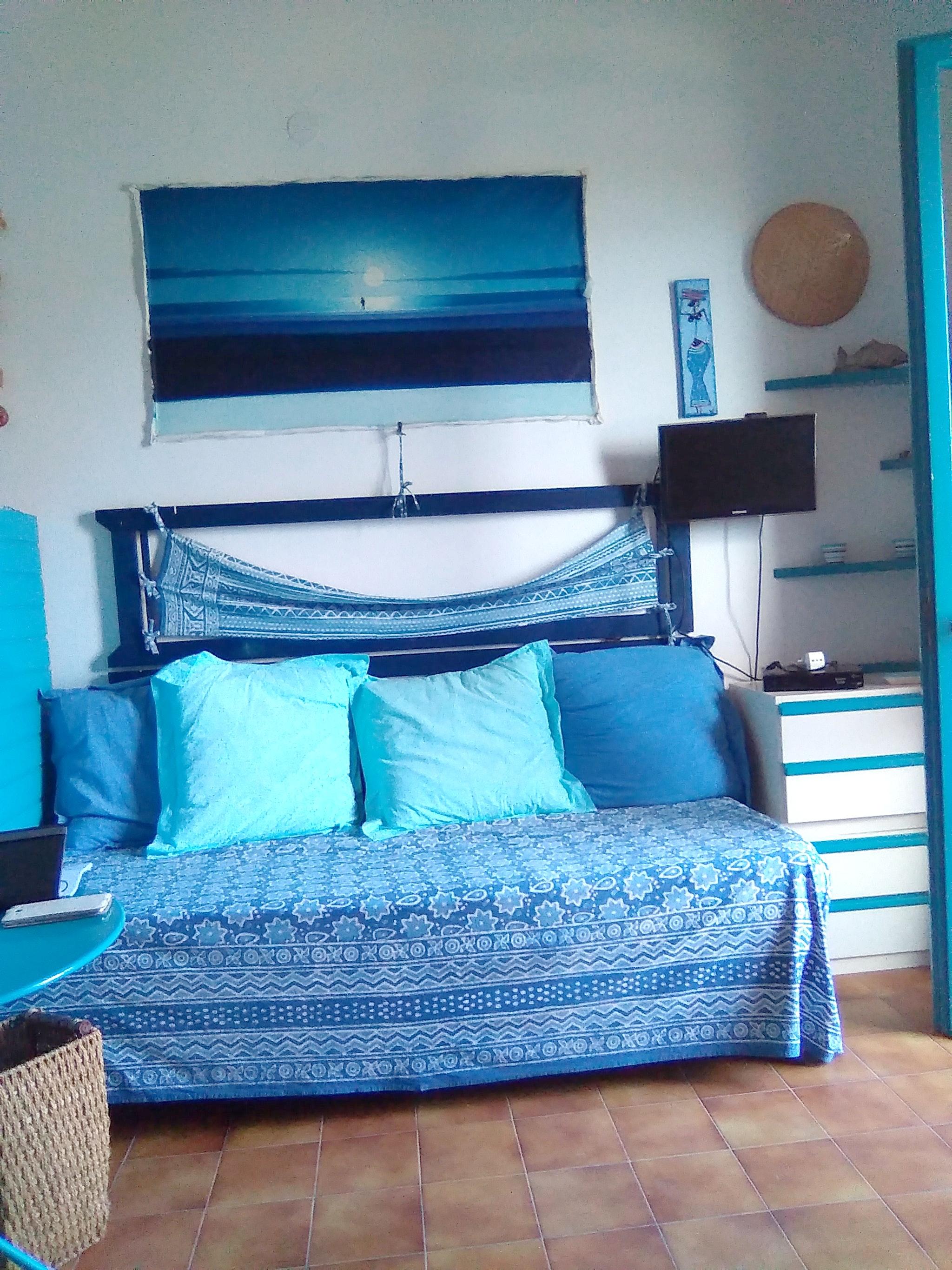 Maison de vacances Villa mit einem Schlafzimmer in Vulcanello mit herrlichem Meerblick und eingezäuntem Garte (2409224), Lipari, Lipari, Sicile, Italie, image 13