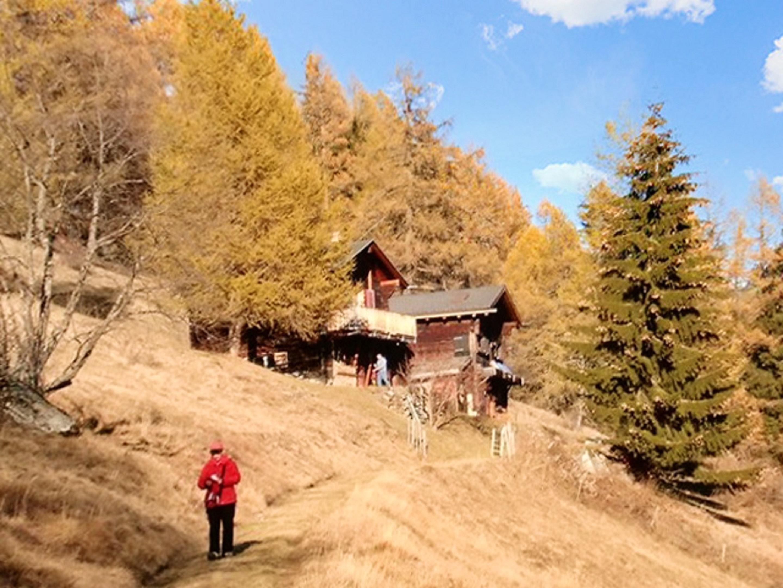Ferienhaus Hütte mit 3 Schlafzimmern in Bellwald mit toller Aussicht auf die Berge, Balkon und W-LAN (2201041), Bellwald, Aletsch - Goms, Wallis, Schweiz, Bild 16