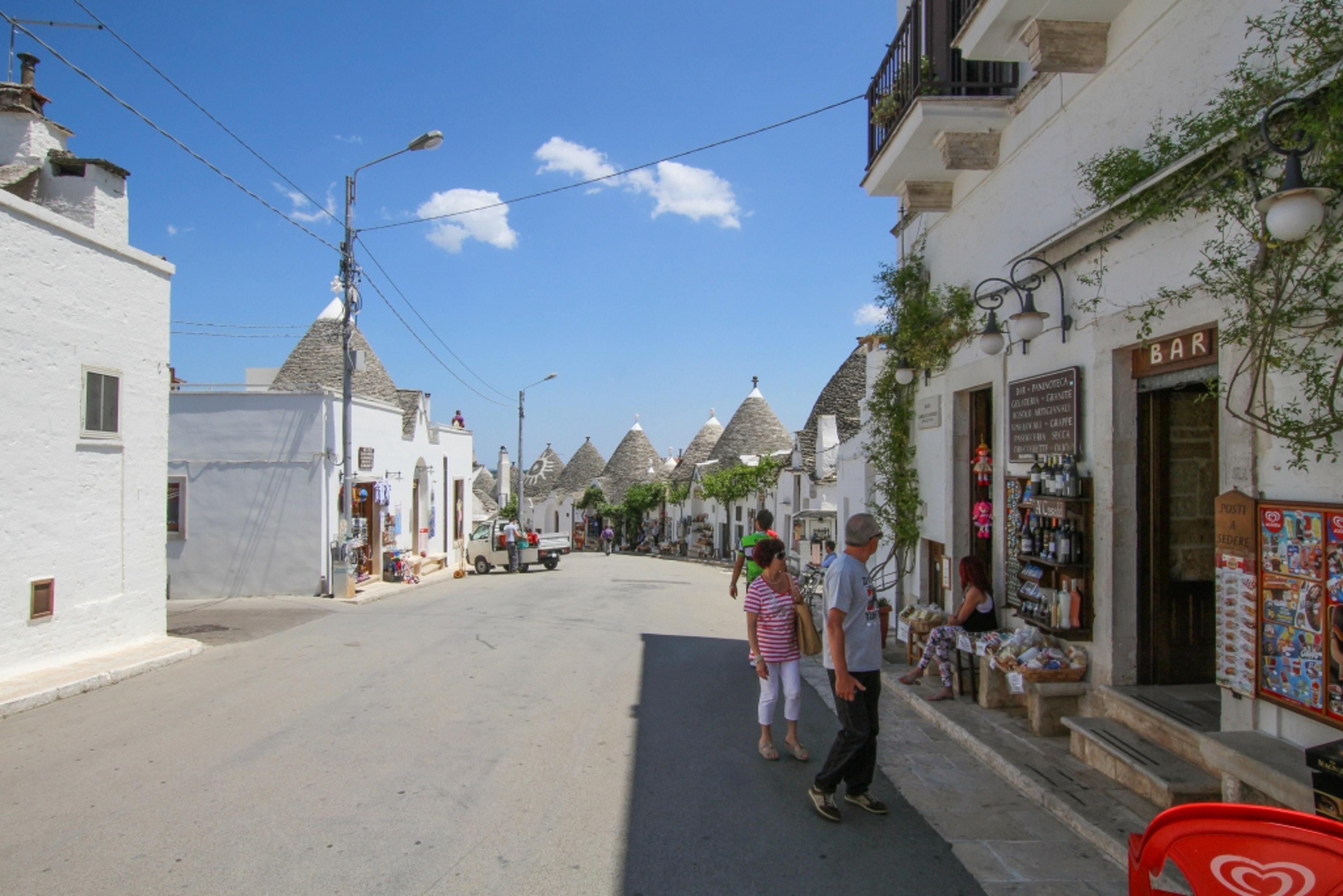 Ferienwohnung Wohnung mit 2 Schlafzimmern in Alberobello mit schöner Aussicht auf die Stadt und W-LAN -  (2201240), Alberobello, Bari, Apulien, Italien, Bild 43