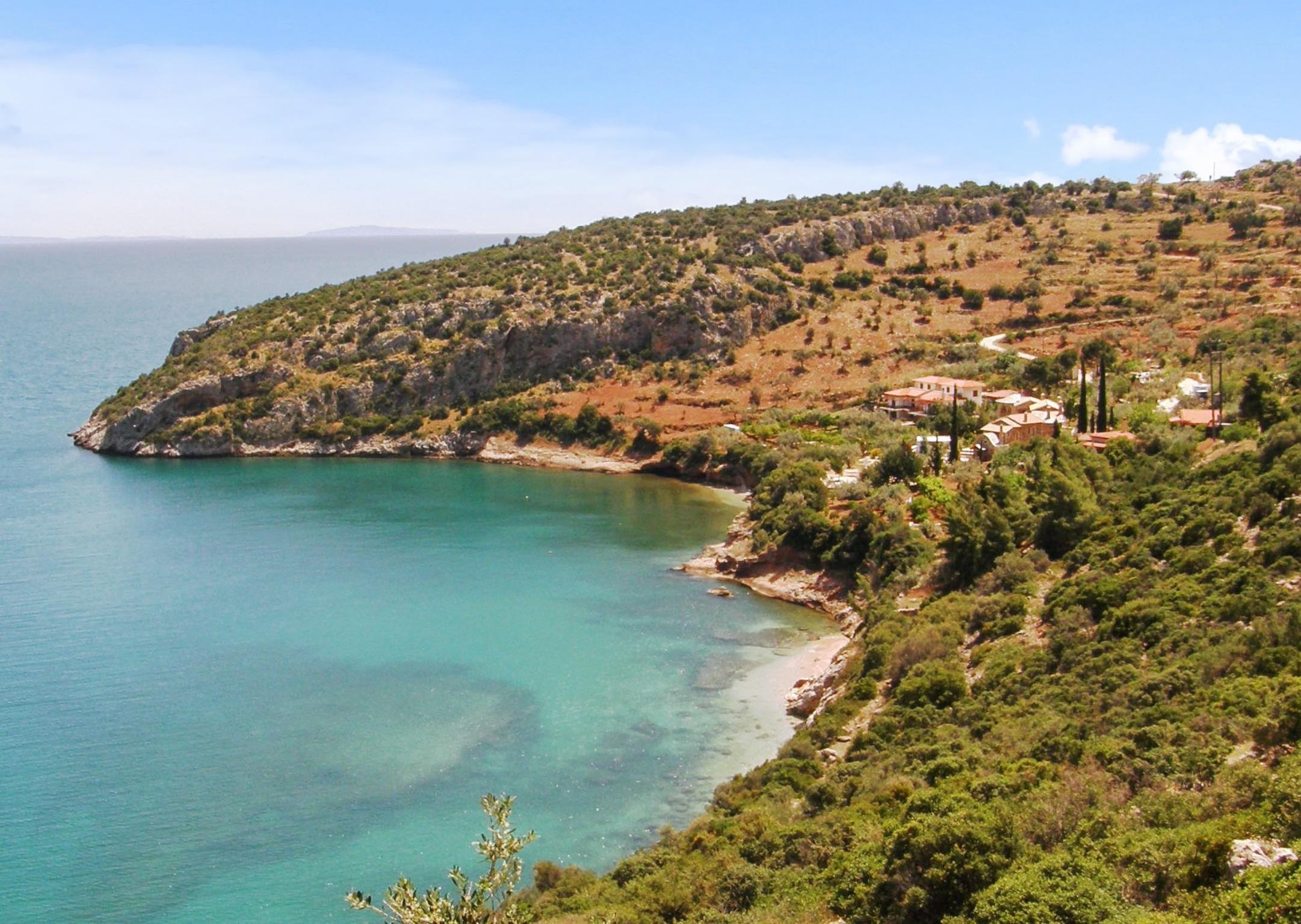 Ferienhaus Villa mit 6 Zimmern in Xiropigado mit herrlichem Meerblick, eingezäuntem Garten und W-LAN  (2201333), Xiropigado, , Peloponnes, Griechenland, Bild 39