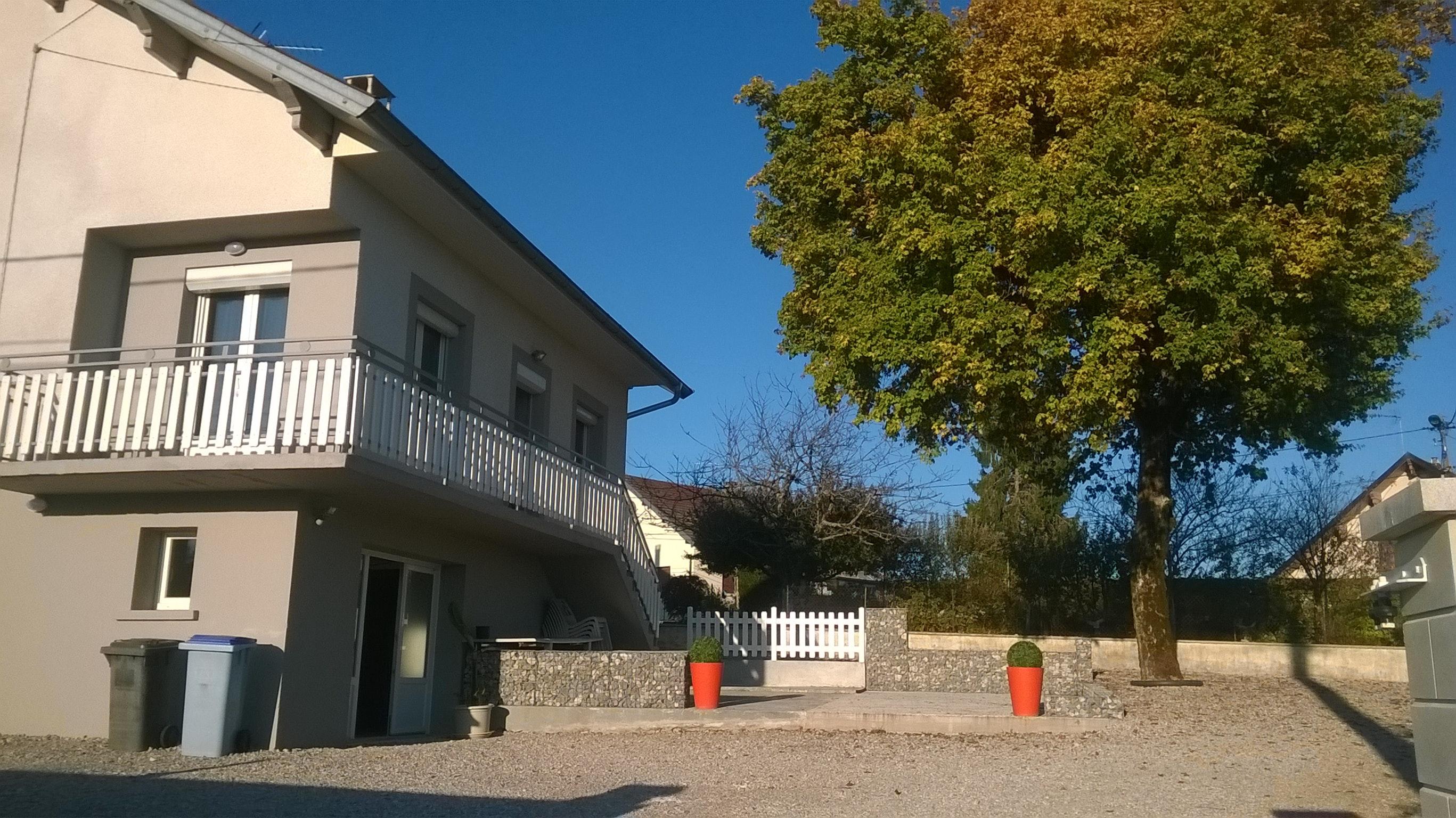 Maison de vacances Haus mit 5 Schlafzimmern in Poids-de-Fiole mit eingezäuntem Garten und W-LAN - 11 km vom S (2546021), Poids de Fiole, Jura, Franche-Comté, France, image 4