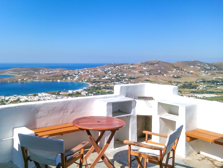 Holiday house Villa mit 2 Schlafzimmern in Paros mit herrlichem Meerblick, Pool, Terrasse (2201782), Paros, Paros, Cyclades, Greece, picture 2
