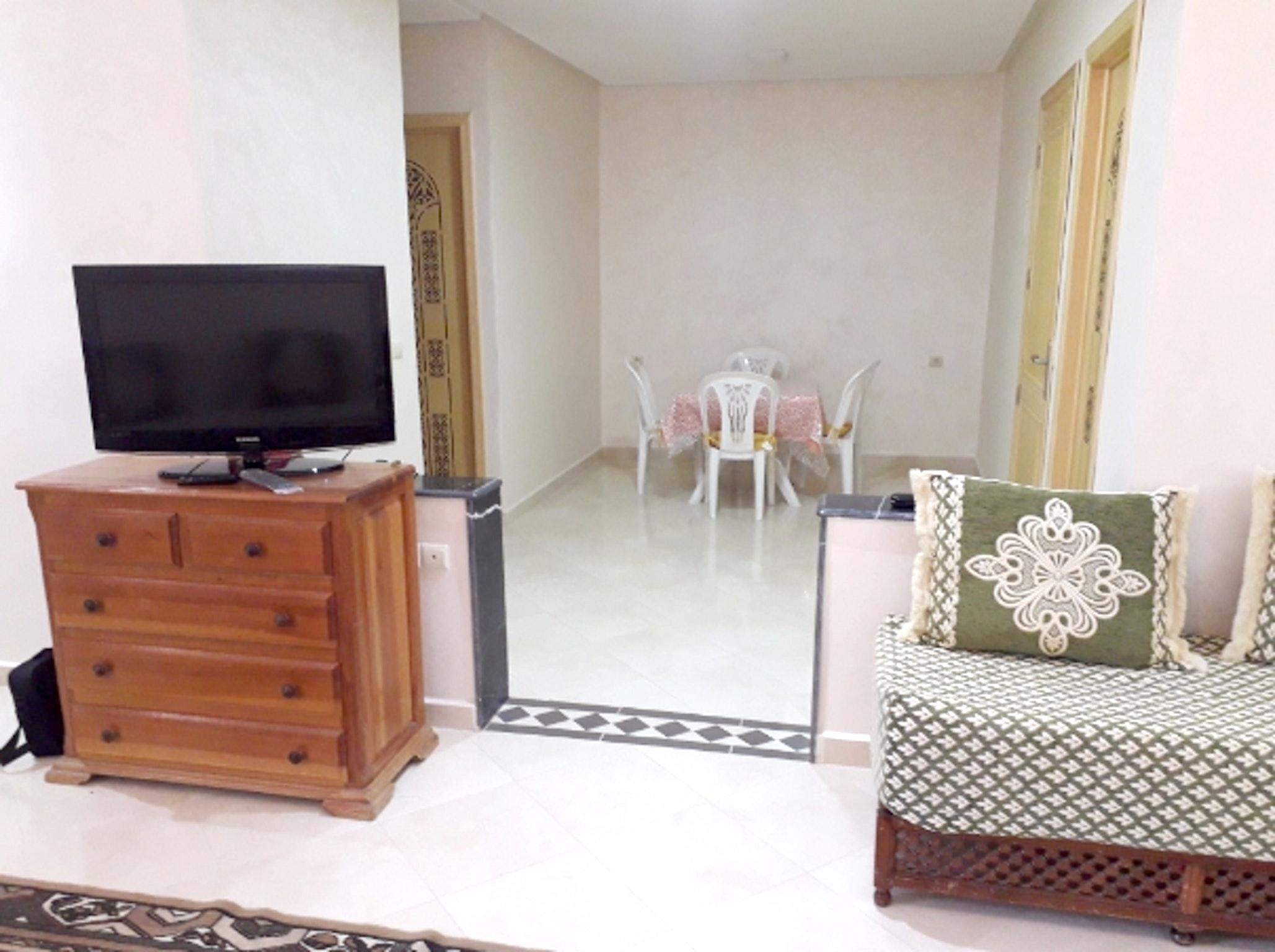 Wohnung mit 2 Schlafzimmern in Meknès mit s Ferienwohnung in Afrika