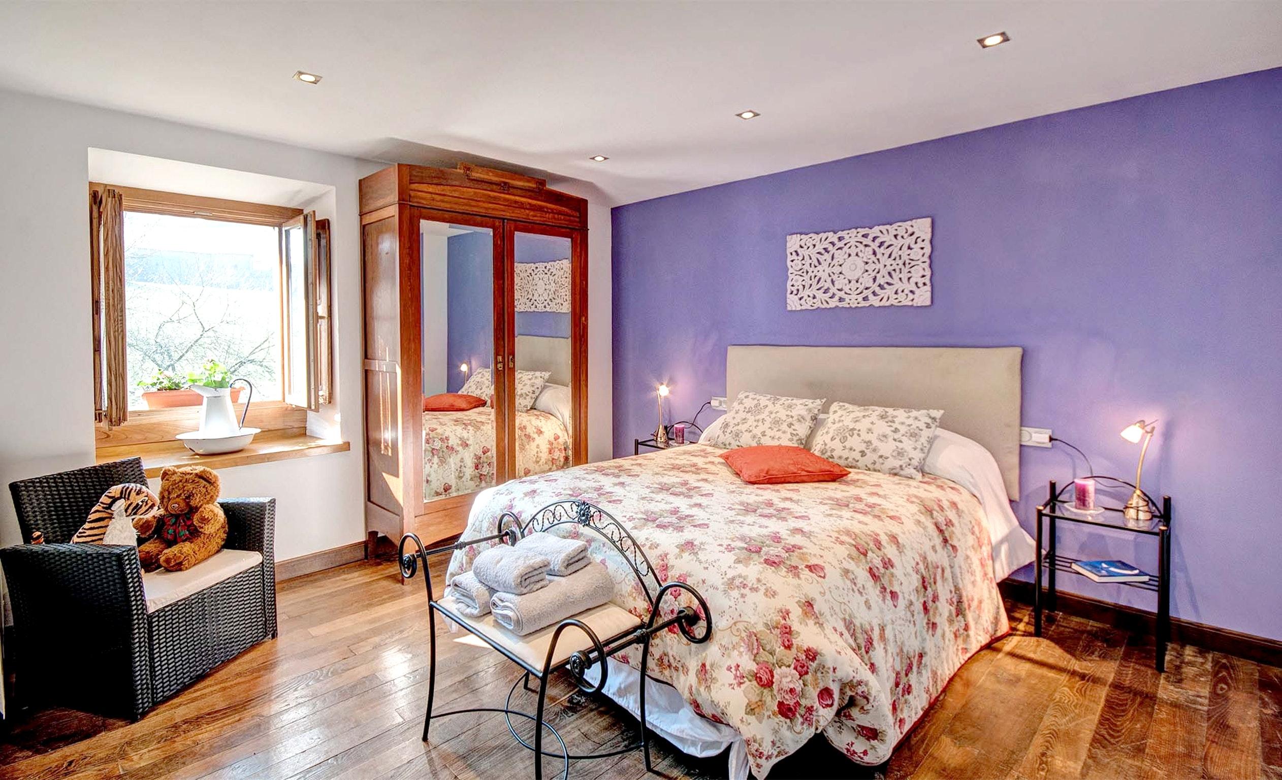Ferienhaus Haus mit 5 Schlafzimmern in Baráibar mit toller Aussicht auf die Berge, möbliertem Garten  (2541138), Baraibar, , Navarra, Spanien, Bild 14