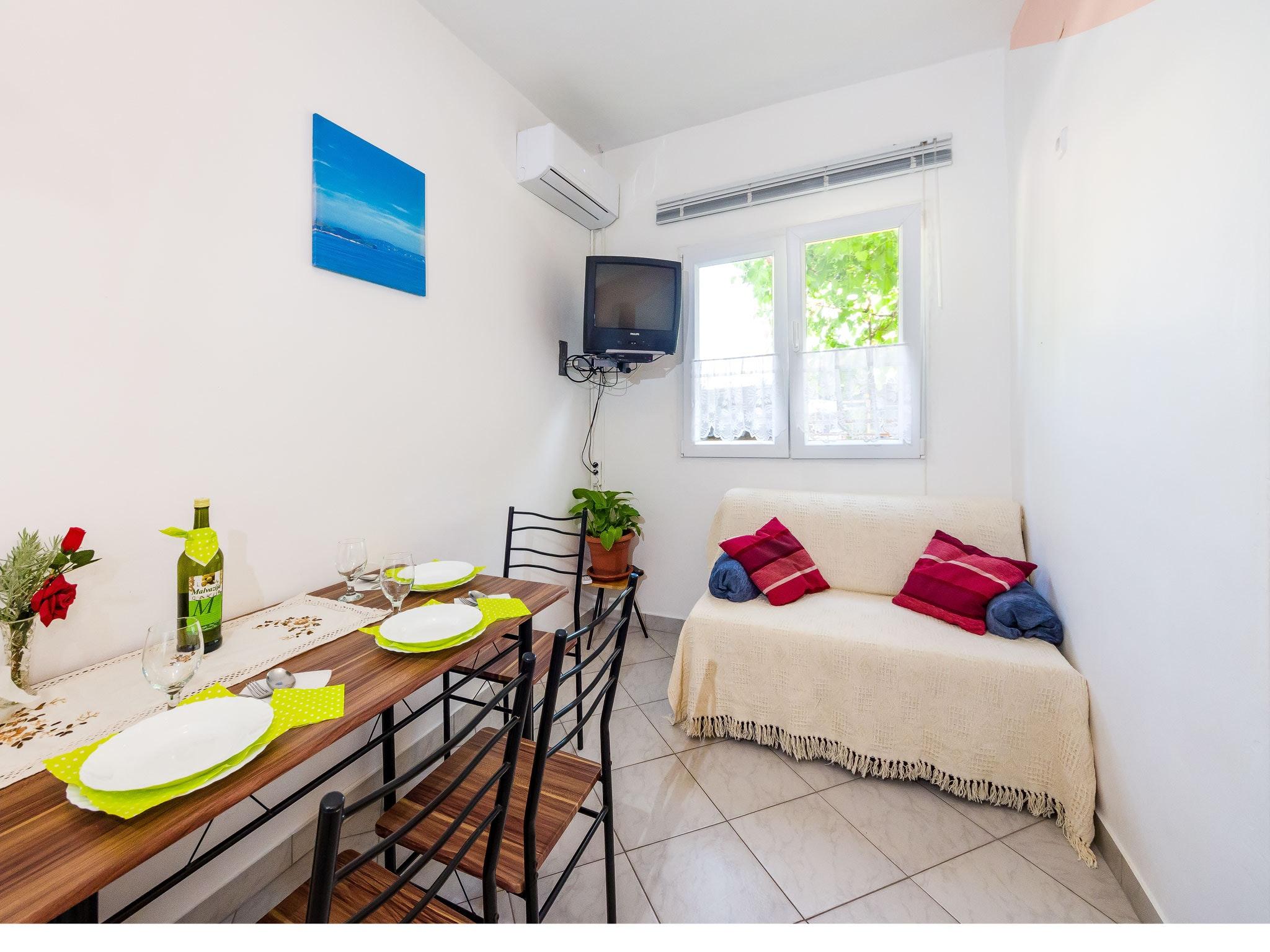 Holiday apartment Wohnung mit einem Zimmer in Zadar mit eingezäuntem Garten und W-LAN - 1 km vom Strand entf (2201234), Zadar, , Dalmatia, Croatia, picture 7