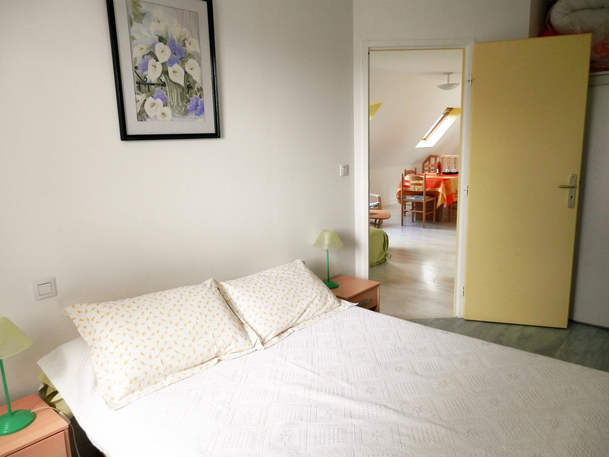 Holiday apartment Modernes wohnung in Arzon mit zwei Schlafzimmern, Terrasse und Blick auf die Stadt - für v (2201249), Arzon, Atlantic coast Morbihan, Brittany, France, picture 8