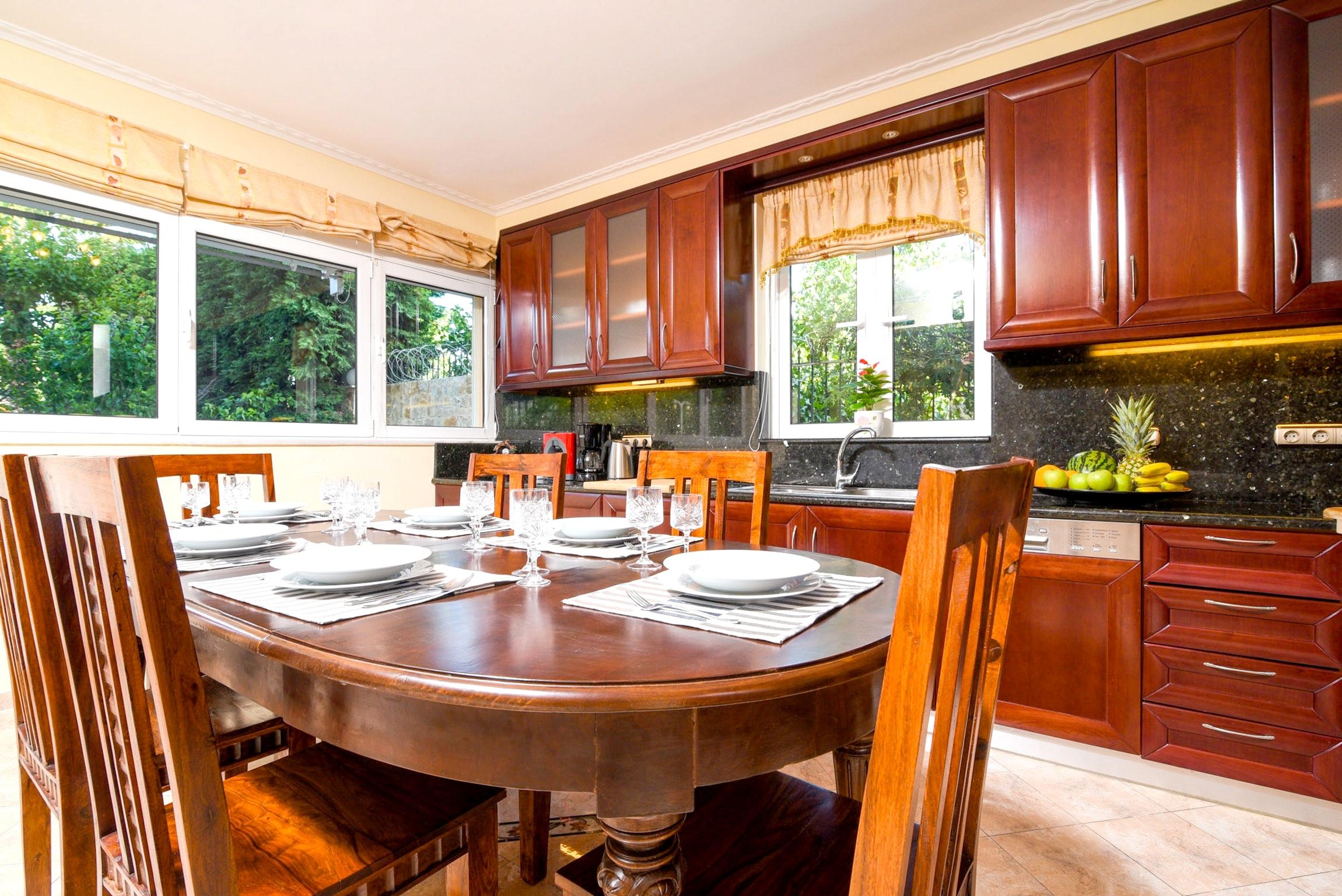 Holiday house Villa mit 5 Schlafzimmern in Kitsi mit privatem Pool, eingezäuntem Garten und W-LAN (2339398), Koropion, , Attica, Greece, picture 39