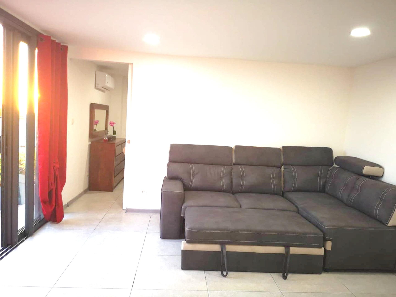 Wohnung mit einem Schlafzimmer in Saint Joseph mit Ferienwohnung in Afrika