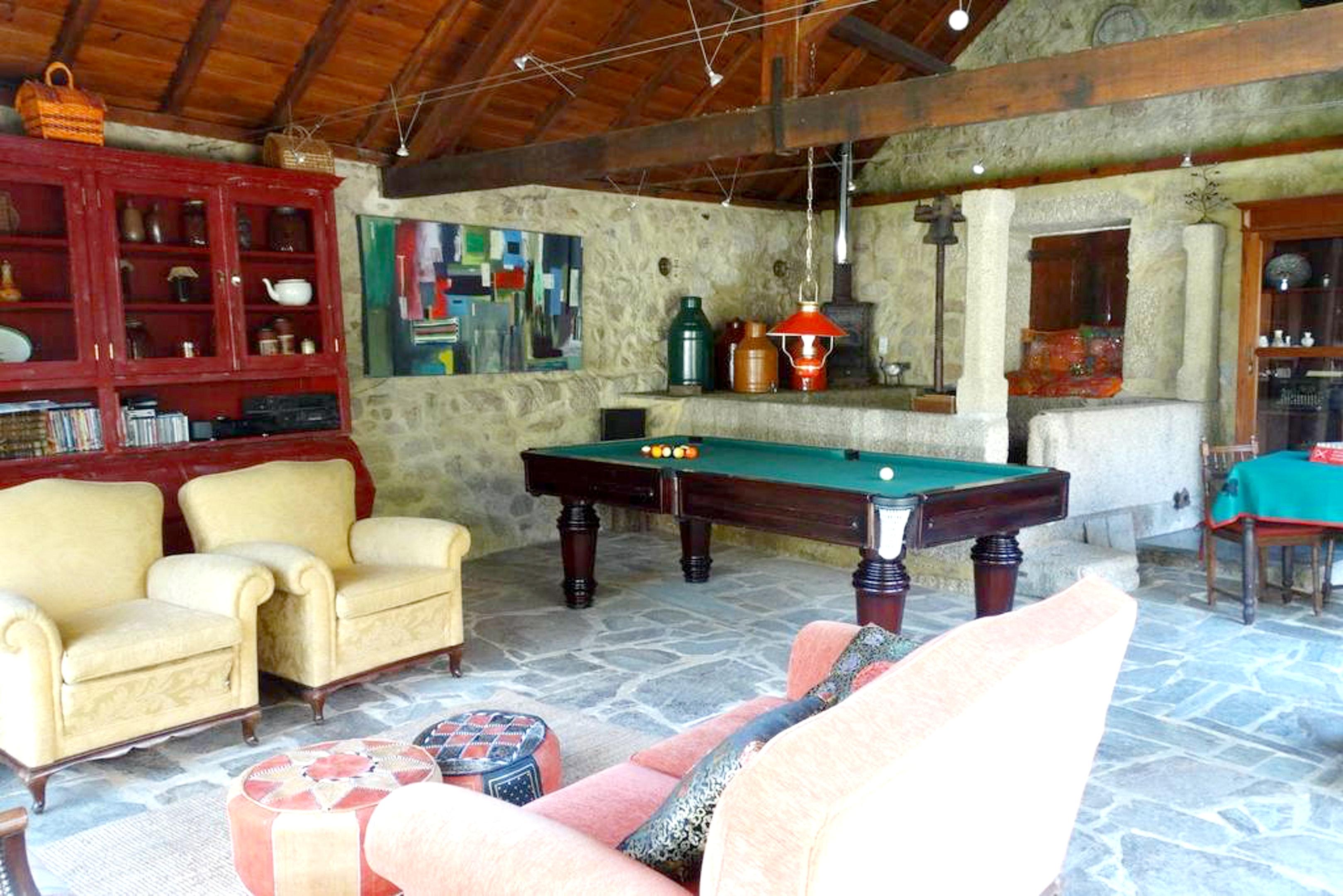 Holiday house Haus mit 3 Schlafzimmern in Vouzela mit bezauberndem Seeblick, privatem Pool, eingezäuntem (2560102), Vouzela, , Central-Portugal, Portugal, picture 14