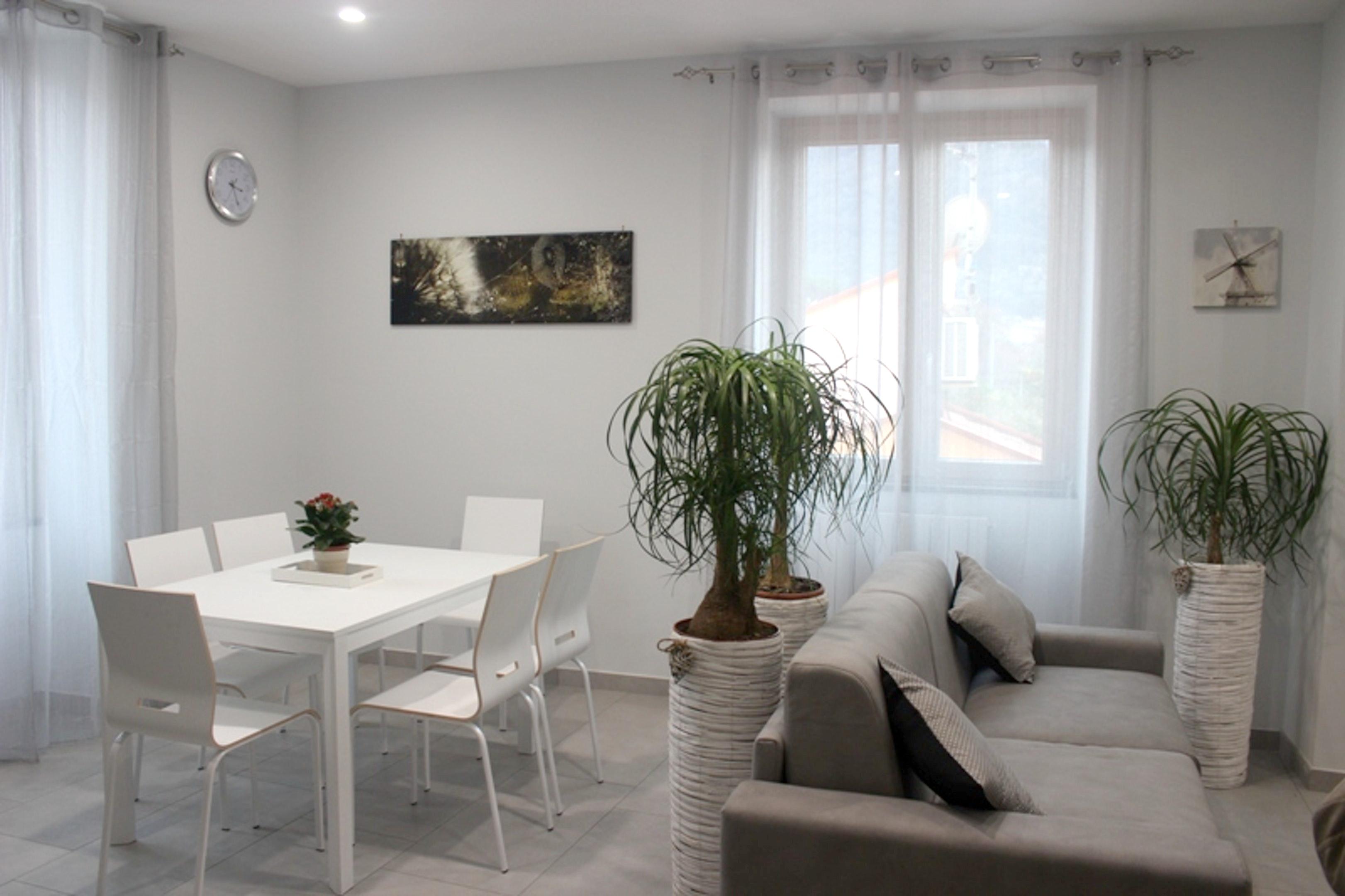 Ferienwohnung Wohnung mit einem Schlafzimmer in Sant'Agnello mit schöner Aussicht auf die Stadt, möblier (2791793), Sant'Agnello, Amalfiküste, Kampanien, Italien, Bild 4