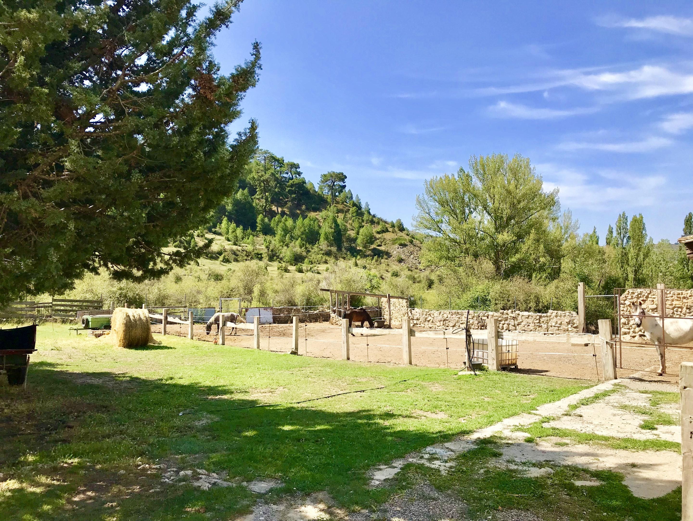 Maison de vacances Hütte mit 4 Schlafzimmern in Camarena de la Sierra mit toller Aussicht auf die Berge, priv (2474258), Camarena de la Sierra, Teruel, Aragon, Espagne, image 15