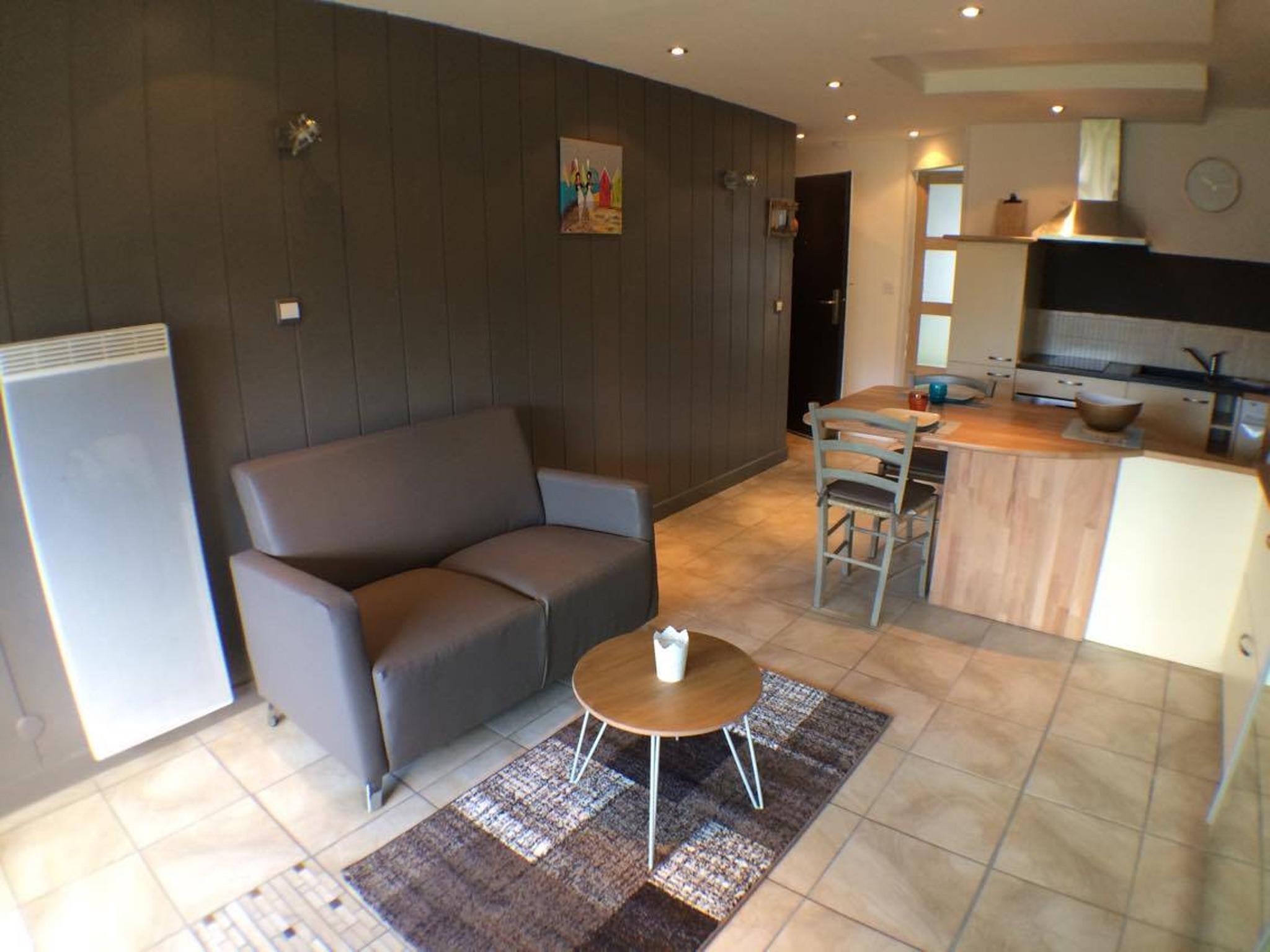 Ferienwohnung Wohnung mit einem Zimmer in Carnac mit möblierter Terrasse (2202608), Carnac, Atlantikküste Morbihan, Bretagne, Frankreich, Bild 6