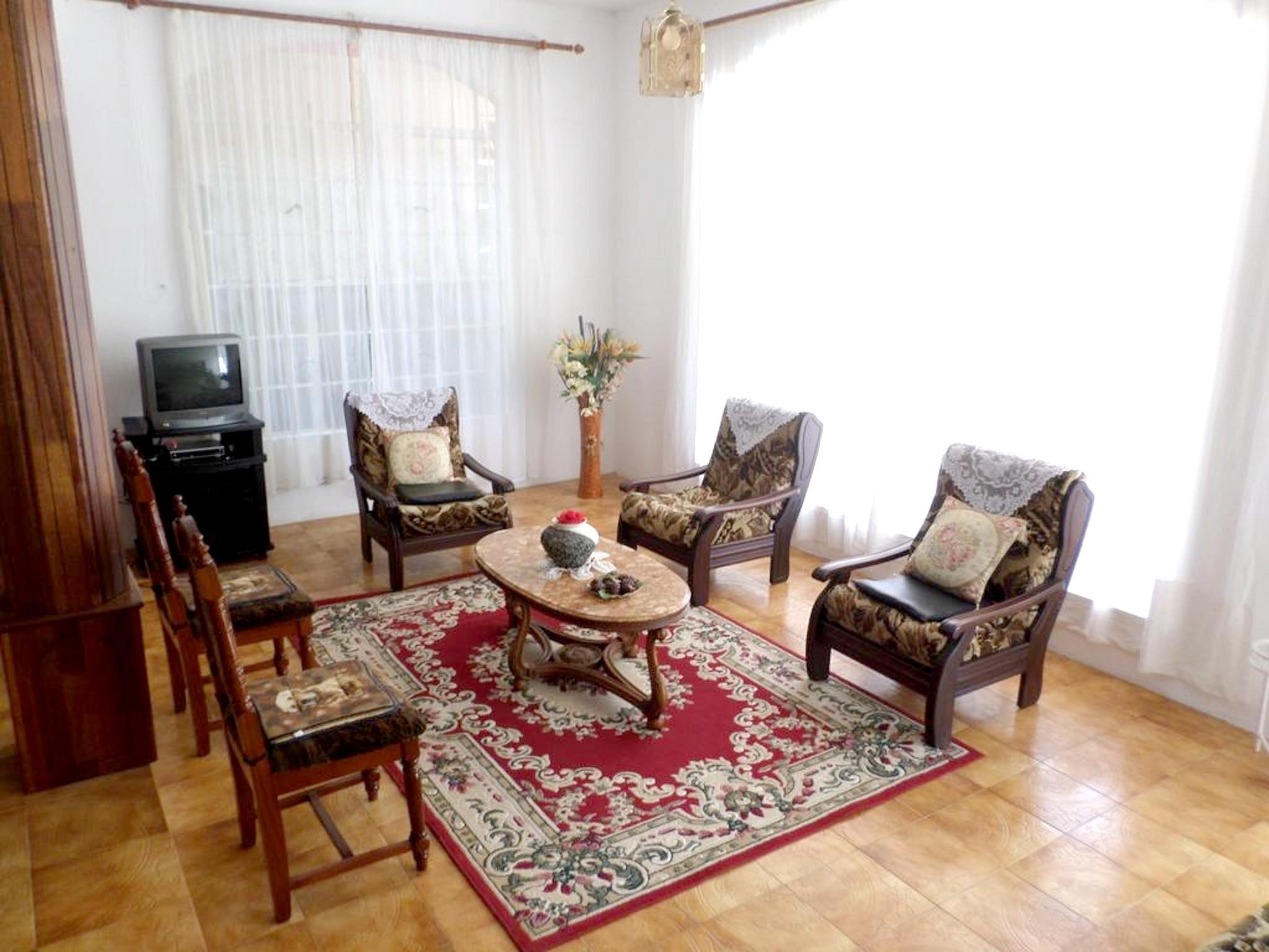 Wohnung mit 3 Schlafzimmern in Calodyne mit eingez Ferienwohnung in Afrika