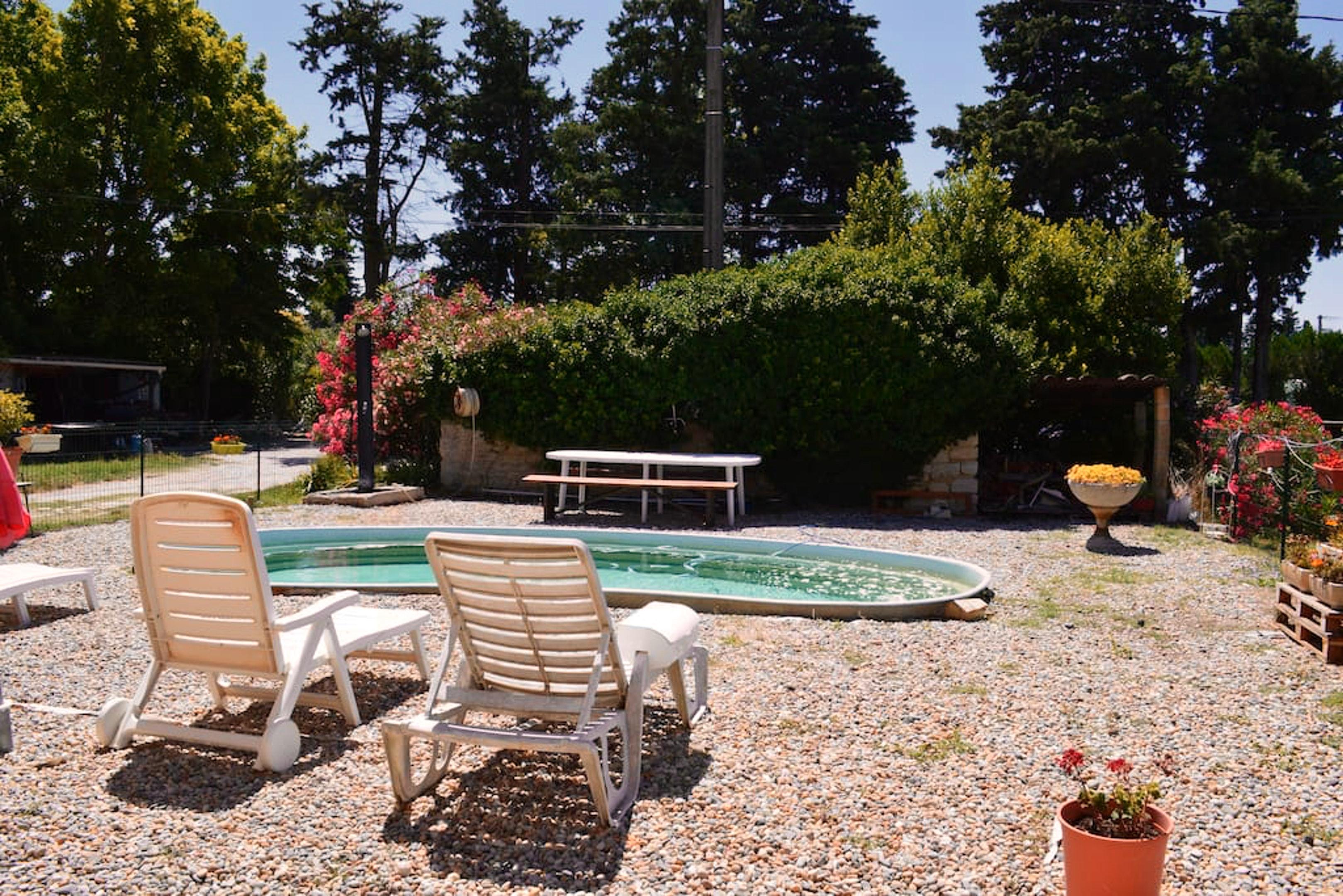 Holiday house Haus mit 7 Schlafzimmern in Monteux mit privatem Pool, eingezäuntem Garten und W-LAN (2489114), Monteux, Vaucluse, Provence - Alps - Côte d'Azur, France, picture 3