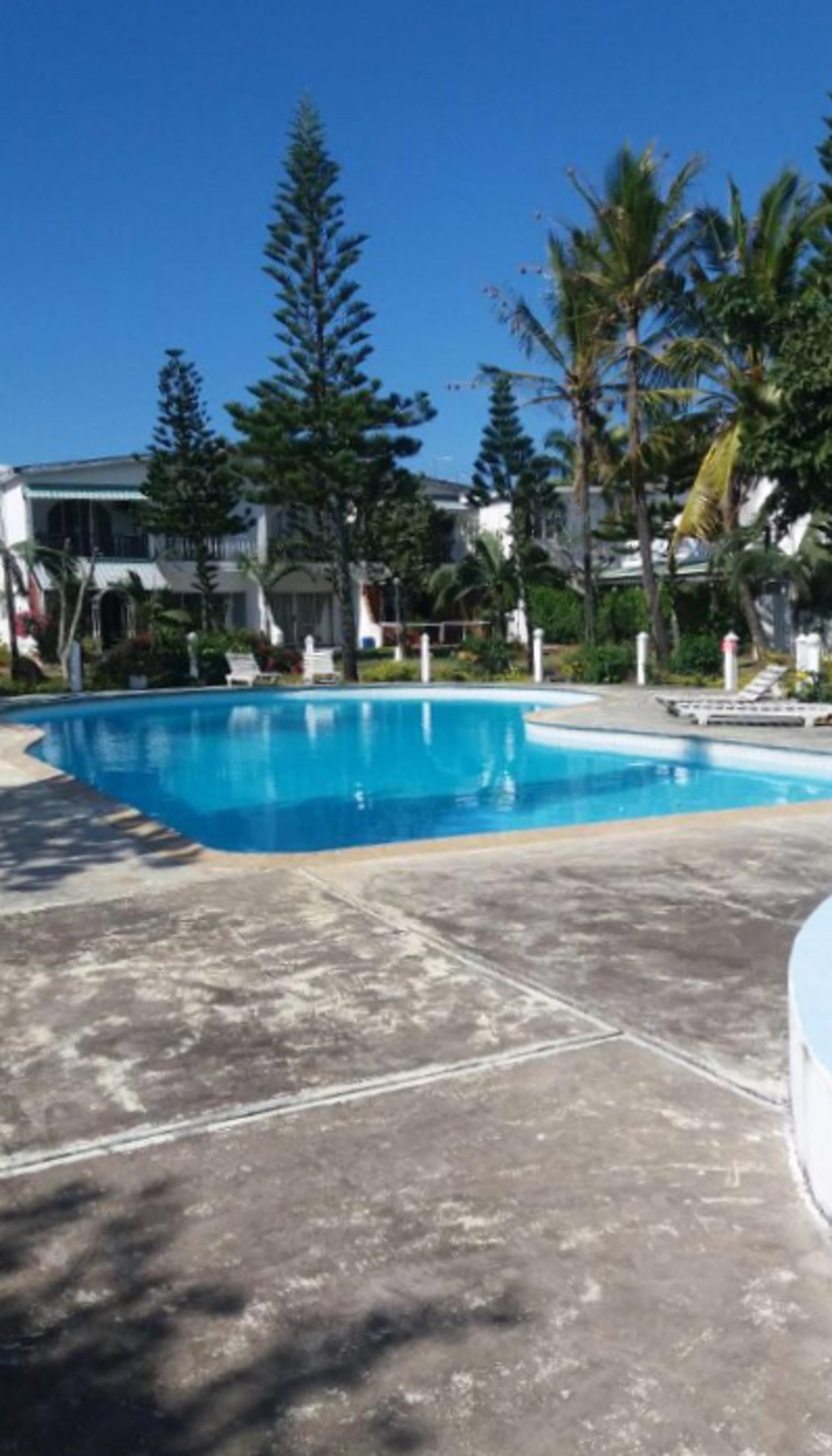 Haus mit 3 Schlafzimmern in Pereybere mit Pool und Ferienhaus in Afrika