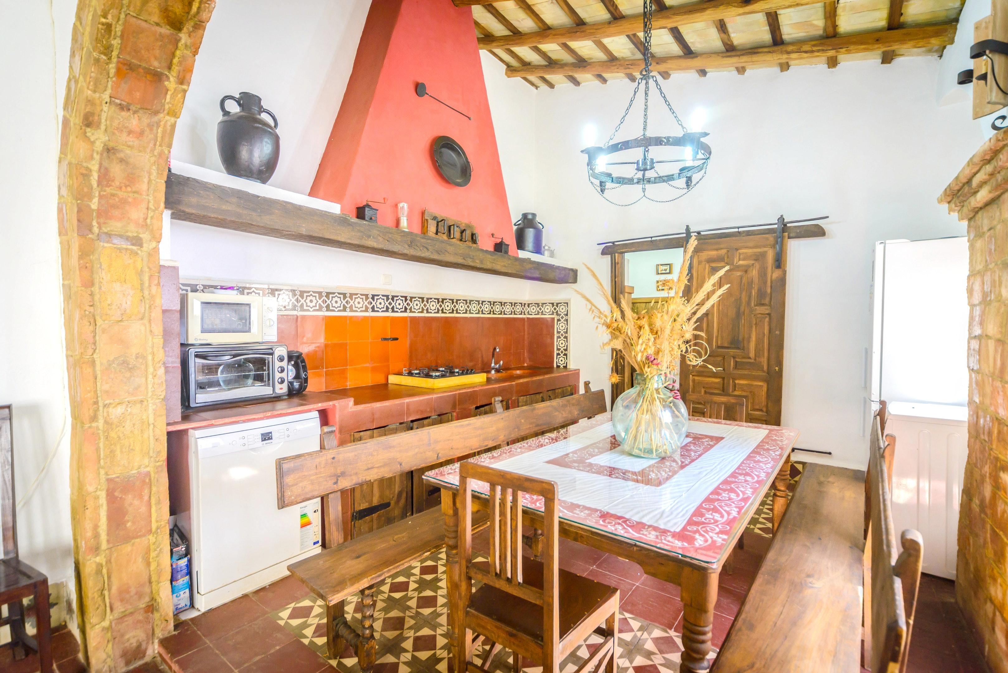 Ferienhaus Villa mit 3 Schlafzimmern in Peñaflor mit privatem Pool, eingezäuntem Garten und W-LAN (2208249), Peñaflor, Sevilla, Andalusien, Spanien, Bild 11