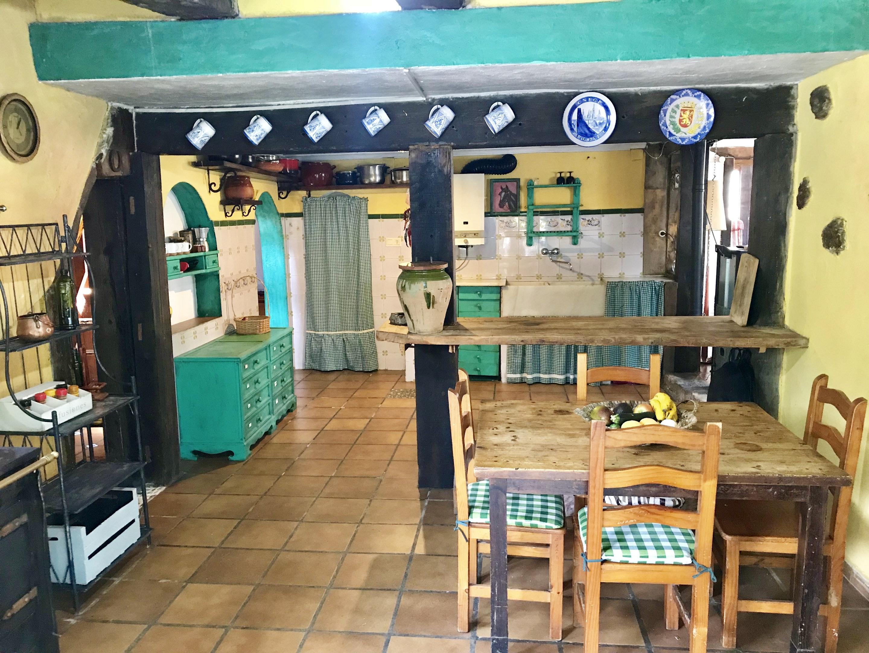 Maison de vacances Hütte mit 4 Schlafzimmern in Camarena de la Sierra mit toller Aussicht auf die Berge, priv (2474258), Camarena de la Sierra, Teruel, Aragon, Espagne, image 3