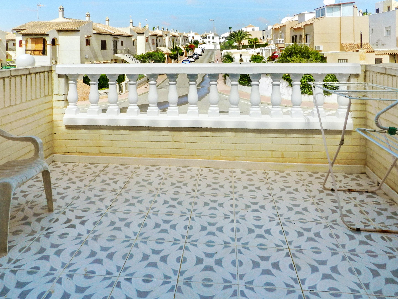 Maison de vacances Haus mit 2 Schlafzimmern in Torrevieja, Alicante mit schöner Aussicht auf die Stadt, Pool, (2201630), Torrevieja, Costa Blanca, Valence, Espagne, image 4