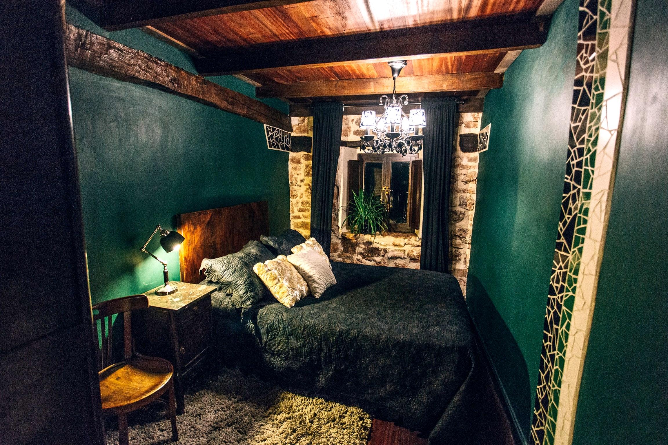 Ferienhaus Haus mit 5 Zimmern in Fuenteodra mit toller Aussicht auf die Berge, eingezäuntem Garten un (2211142), Fuenteodra, Burgos, Kastilien-León, Spanien, Bild 24