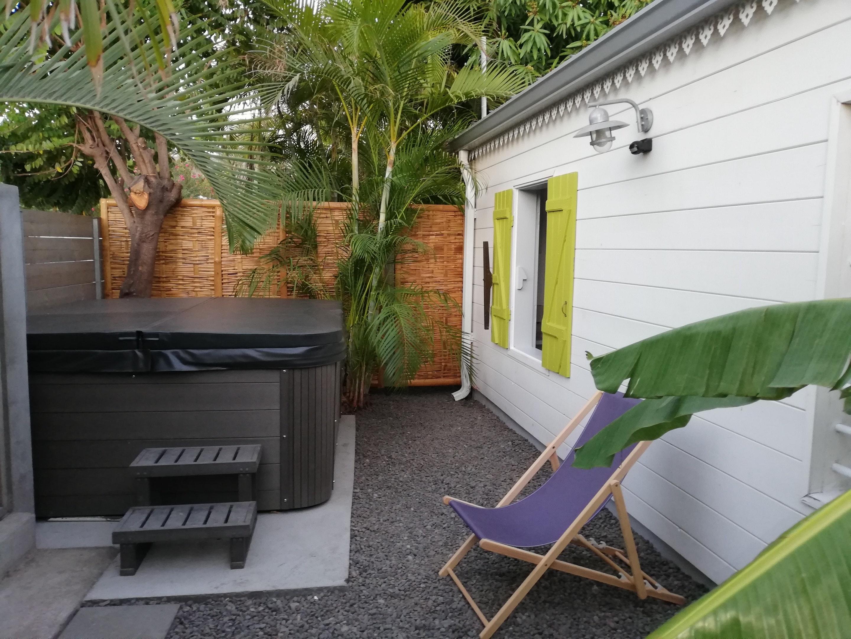 Haus mit 2 Schlafzimmern in La Saline-Les-Bains mi Ferienhaus in Reunion