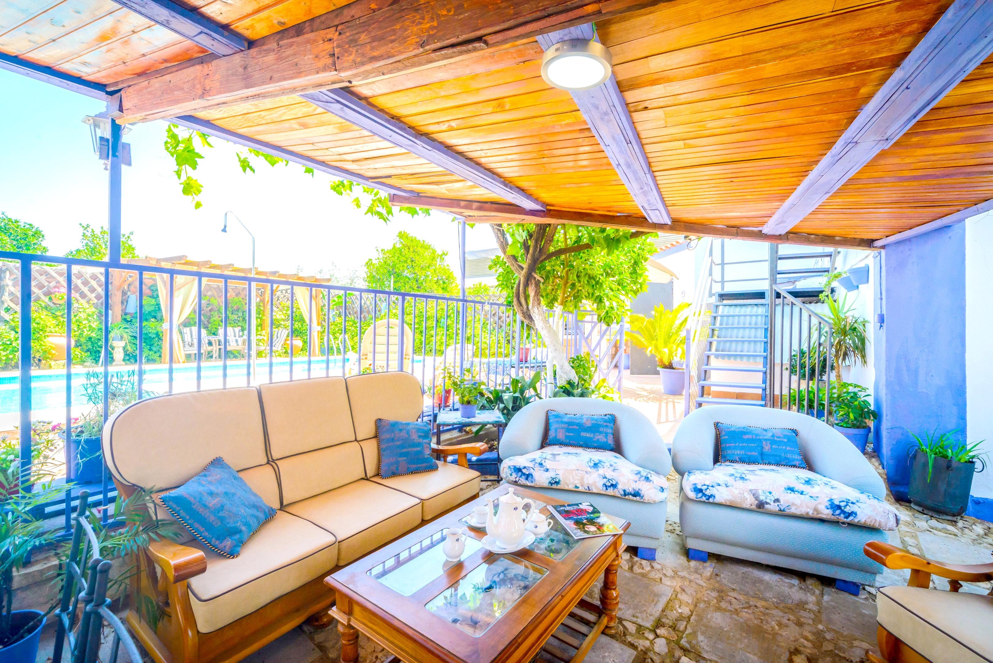 Ferienhaus Villa mit 3 Schlafzimmern in Peñaflor mit privatem Pool, eingezäuntem Garten und W-LAN (2208249), Peñaflor, Sevilla, Andalusien, Spanien, Bild 5