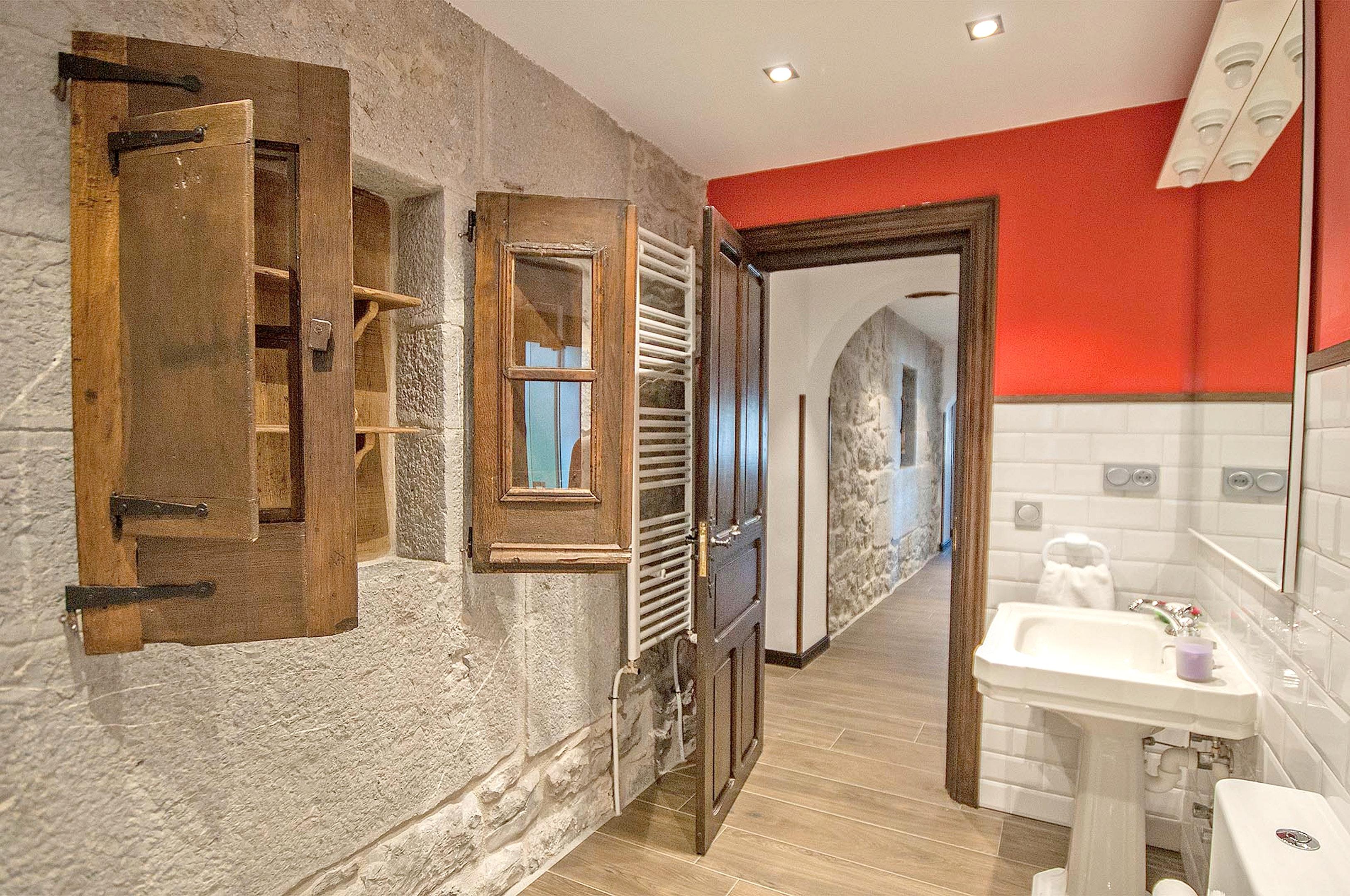 Ferienhaus Haus mit 5 Schlafzimmern in Baráibar mit toller Aussicht auf die Berge, möbliertem Garten  (2541138), Baraibar, , Navarra, Spanien, Bild 17