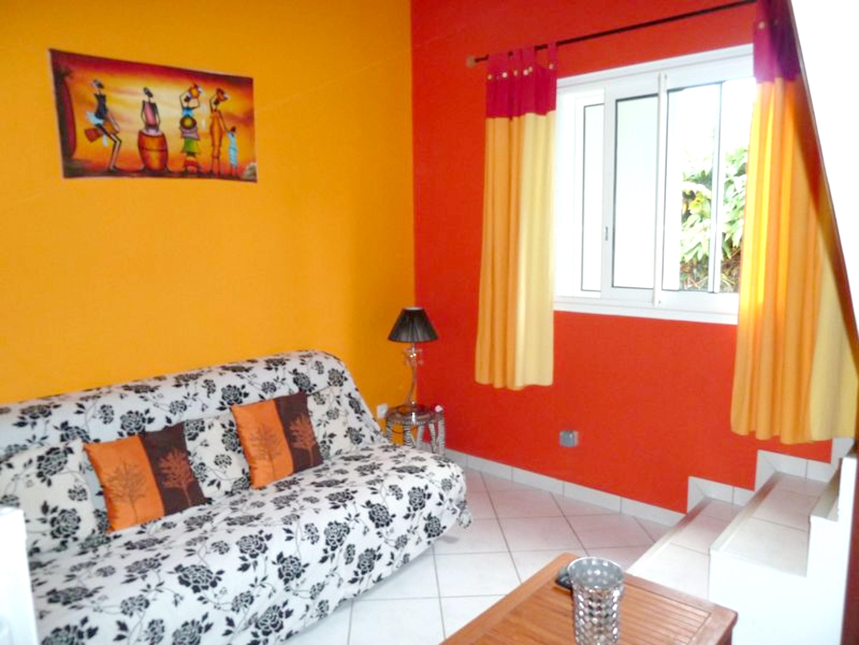 Haus mit 2 Schlafzimmern in Saint Benoit mit tolle Ferienhaus in Reunion