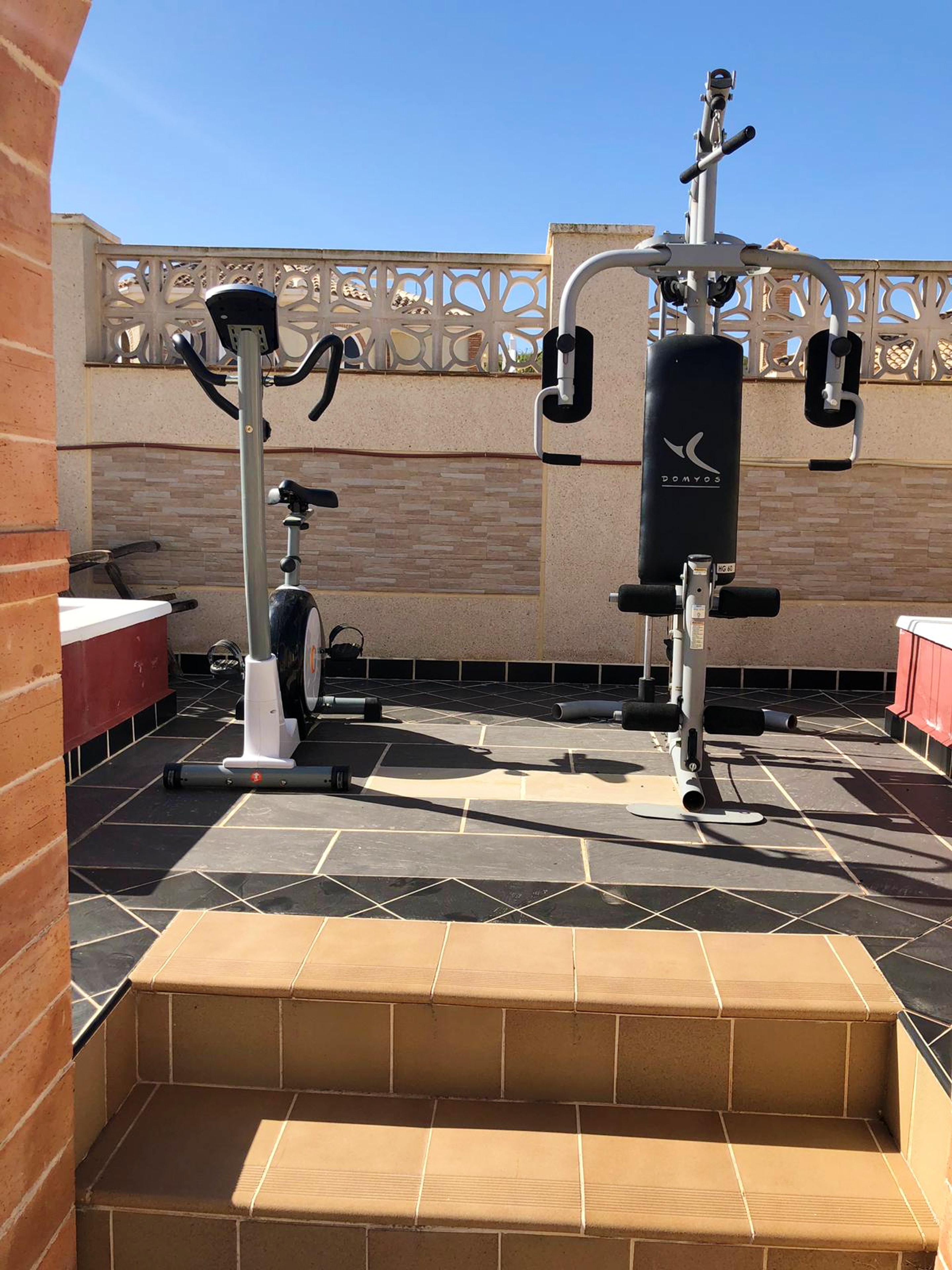 Appartement de vacances Wohnung mit 2 Schlafzimmern in Mazarrón mit toller Aussicht auf die Berge, privatem Pool,  (2632538), Mazarron, Costa Calida, Murcie, Espagne, image 4